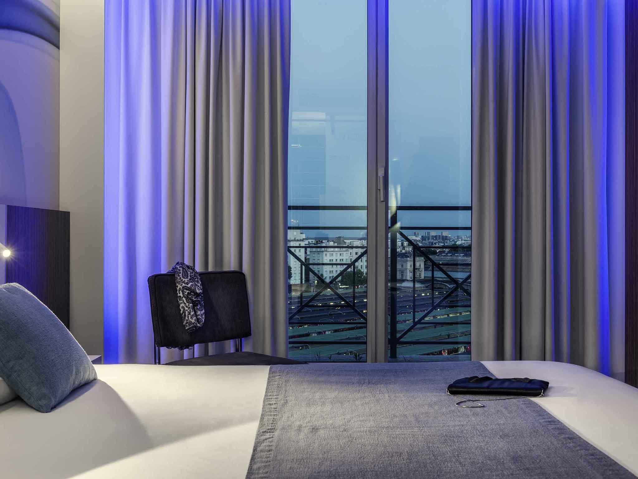 โรงแรม – โรงแรมเมอร์เคียว ปารีส การ์ ดู นอร์ ลา ฟาแยต