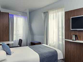 Rooms - Mercure Paris Gare du Nord La Fayette Hotel