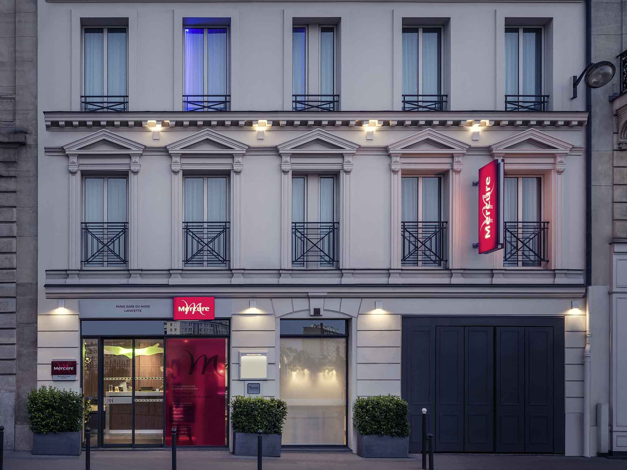 hotel in paris mercure paris gare du nord la fayette hotel. Black Bedroom Furniture Sets. Home Design Ideas