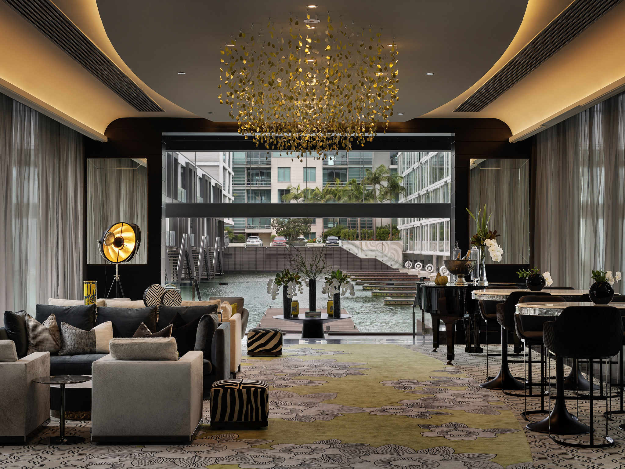 فندق - Sofitel Auckland Viaduct Harbour