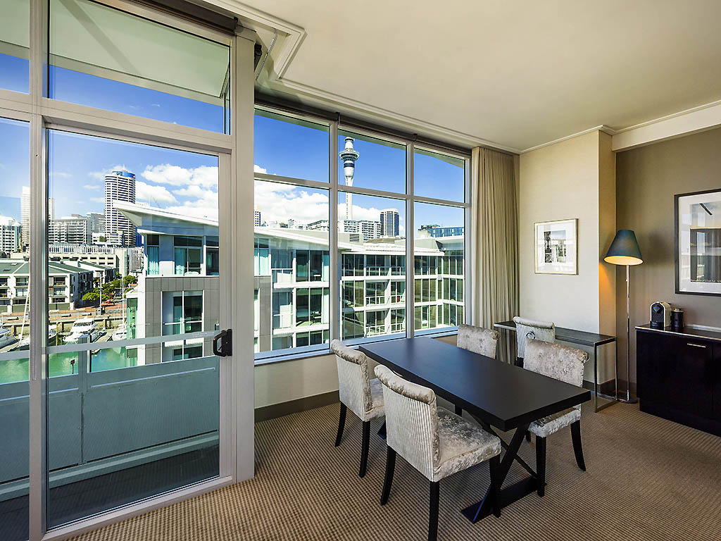 Luxury hotel AUCKLAND – Sofitel Auckland Viaduct Harbour