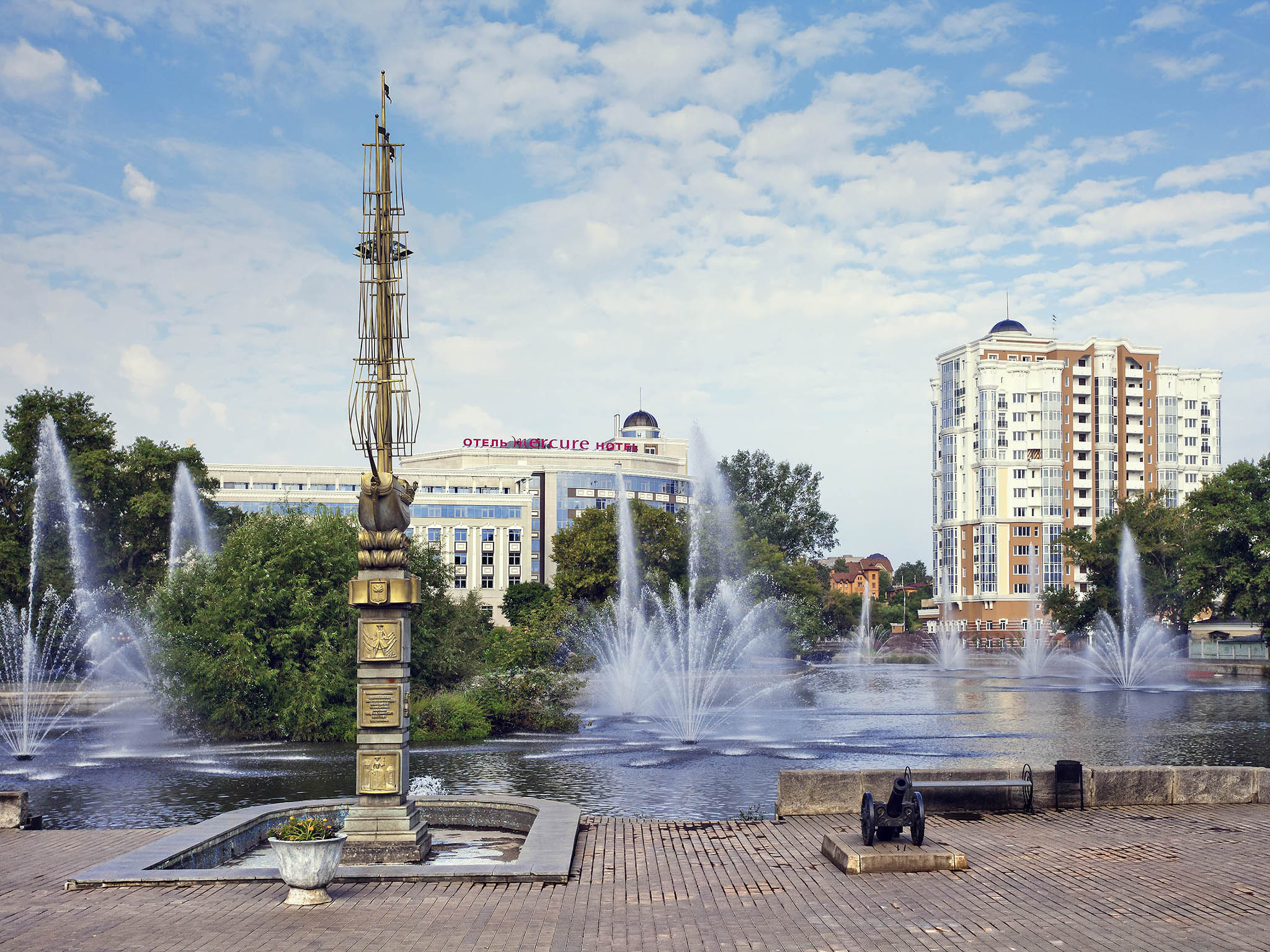 How to get to Lipetsk 78