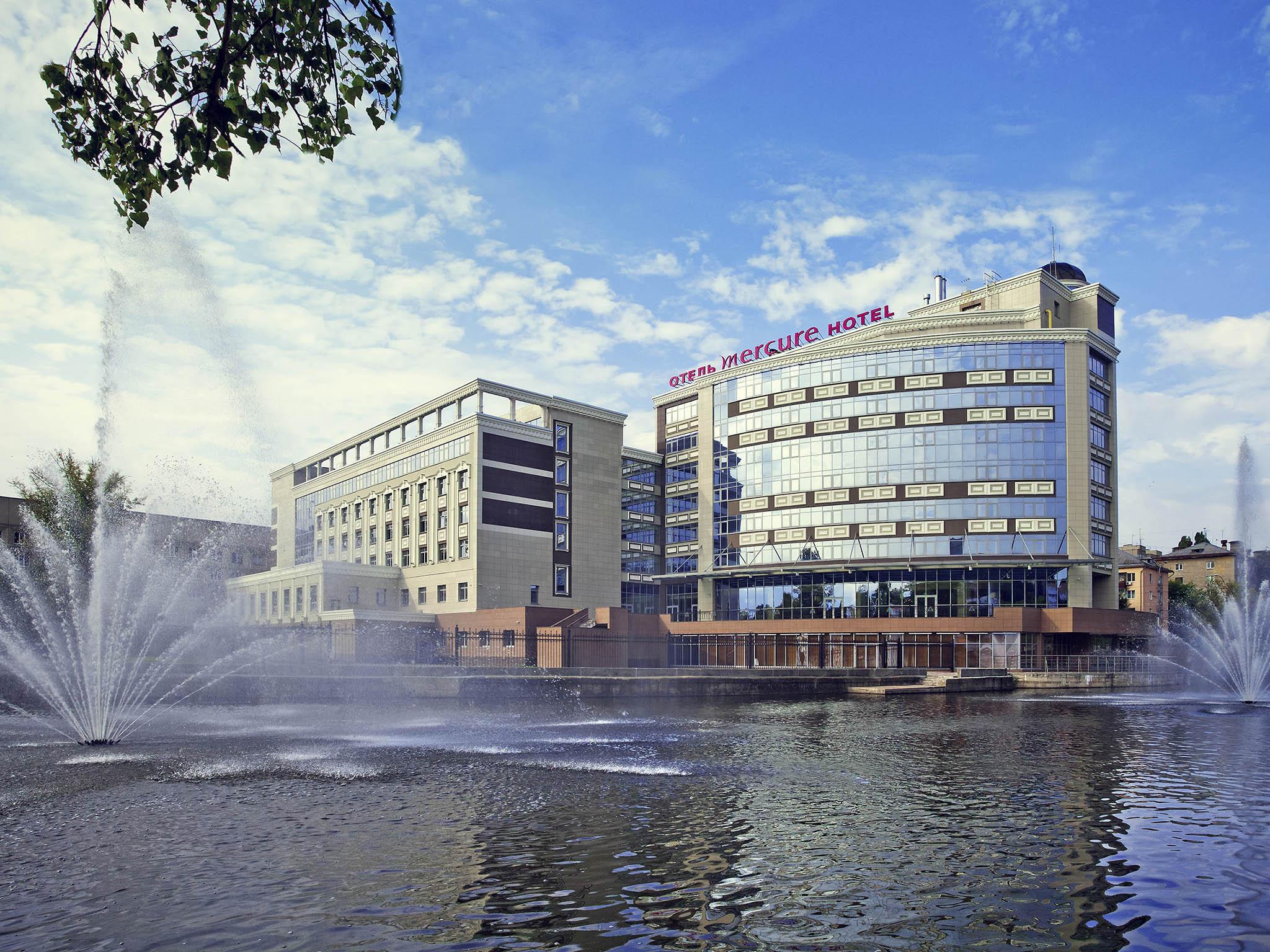 Отель — Mercure Липецк Центр