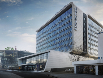 Novotel Almaty City Center