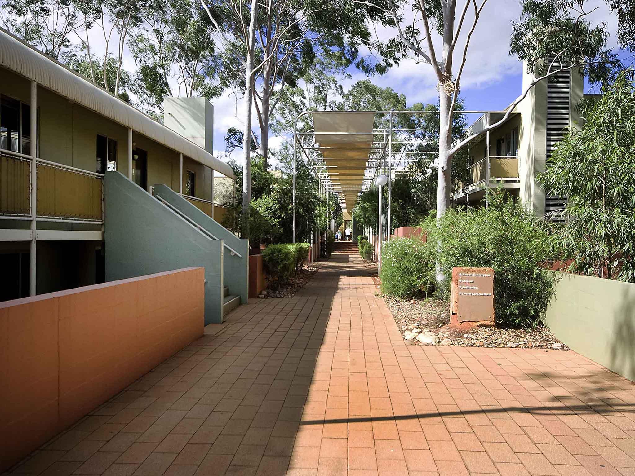 โรงแรม – Emu Walk Apartments - A member of Grand Mercure Apartments