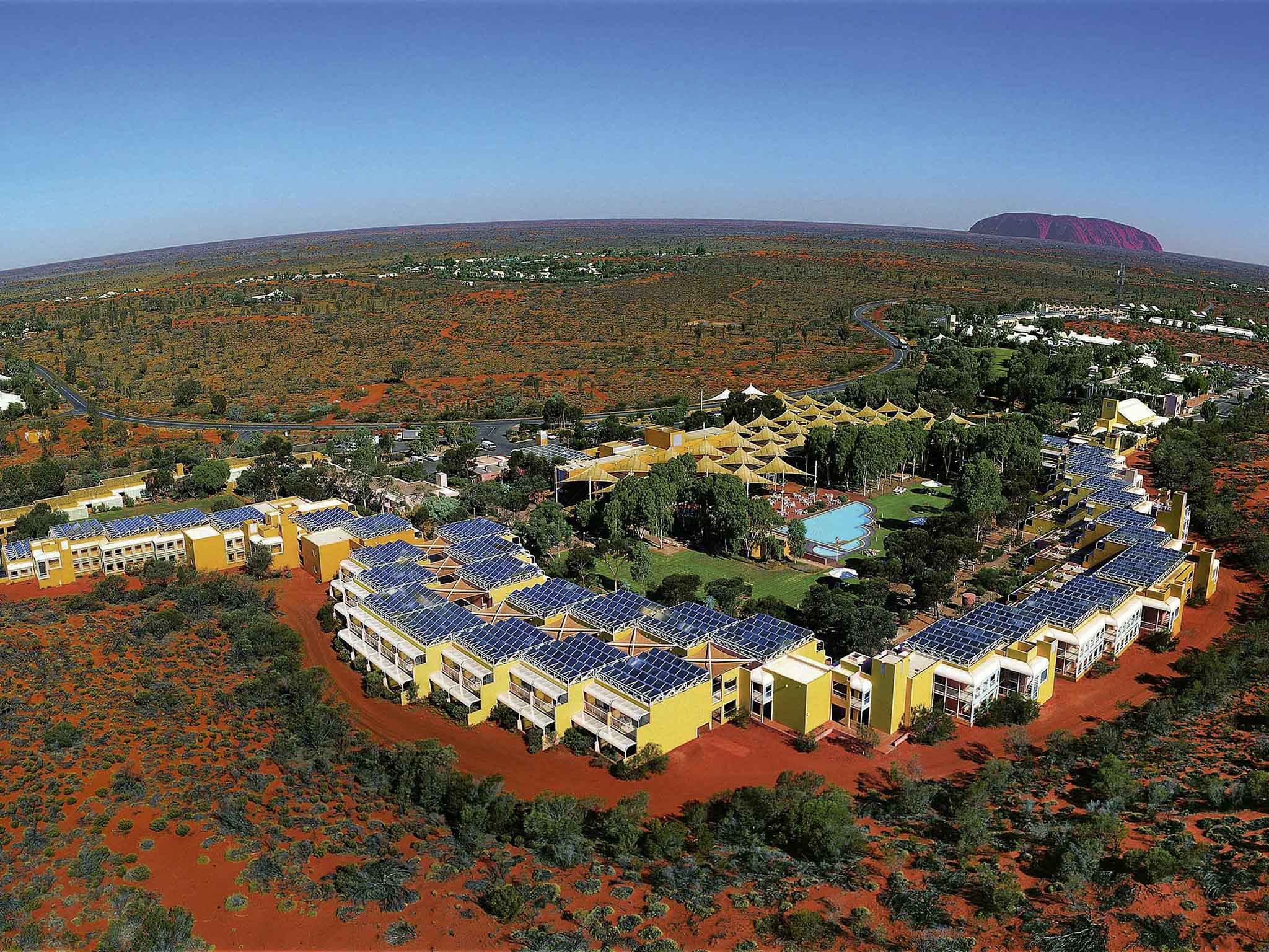 Otel – Desert Gardens - A member of Novotel Hotels