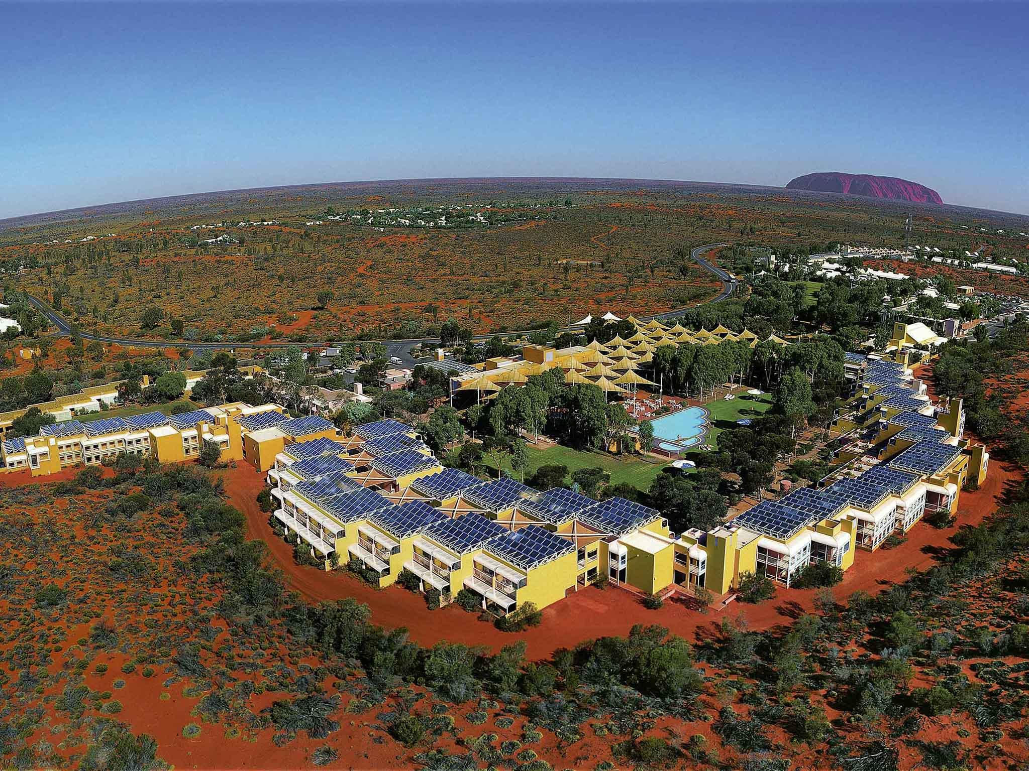 호텔 – Desert Gardens - A member of Novotel Hotels