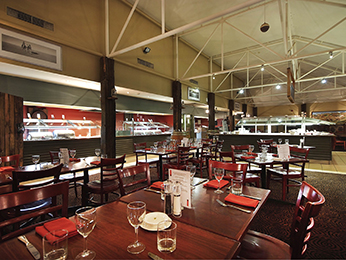 Restaurante - Outback Pioneer a member of ibis Styles