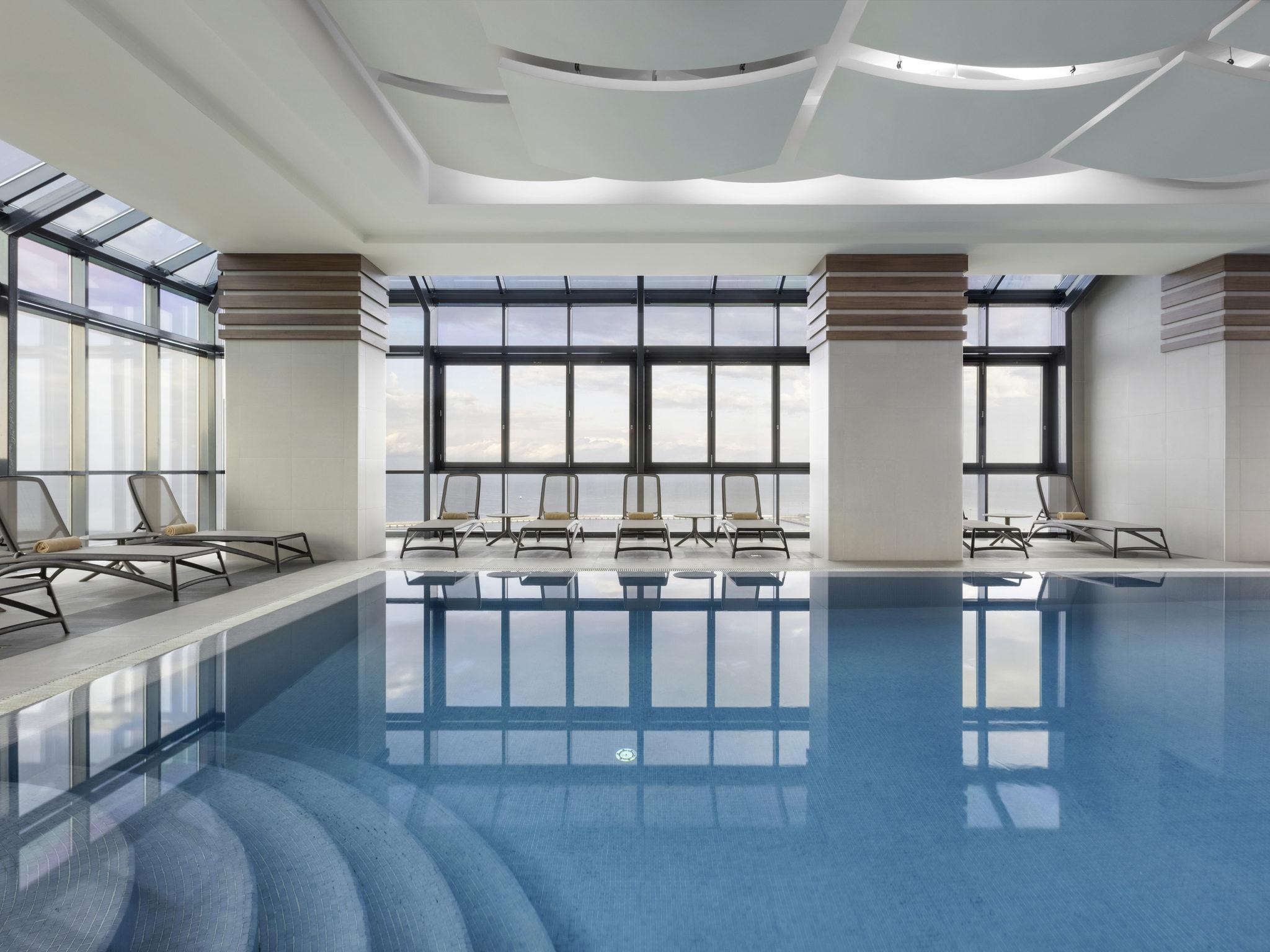 โรงแรม – Pullman Sochi Centre