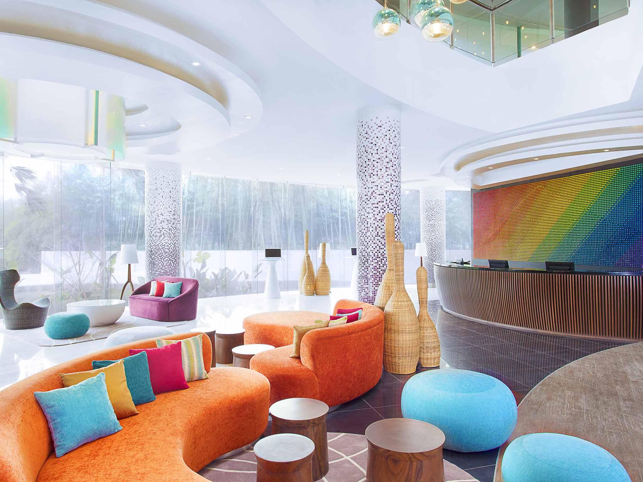 酒店 – 宜必思尚品雅加达机场酒店