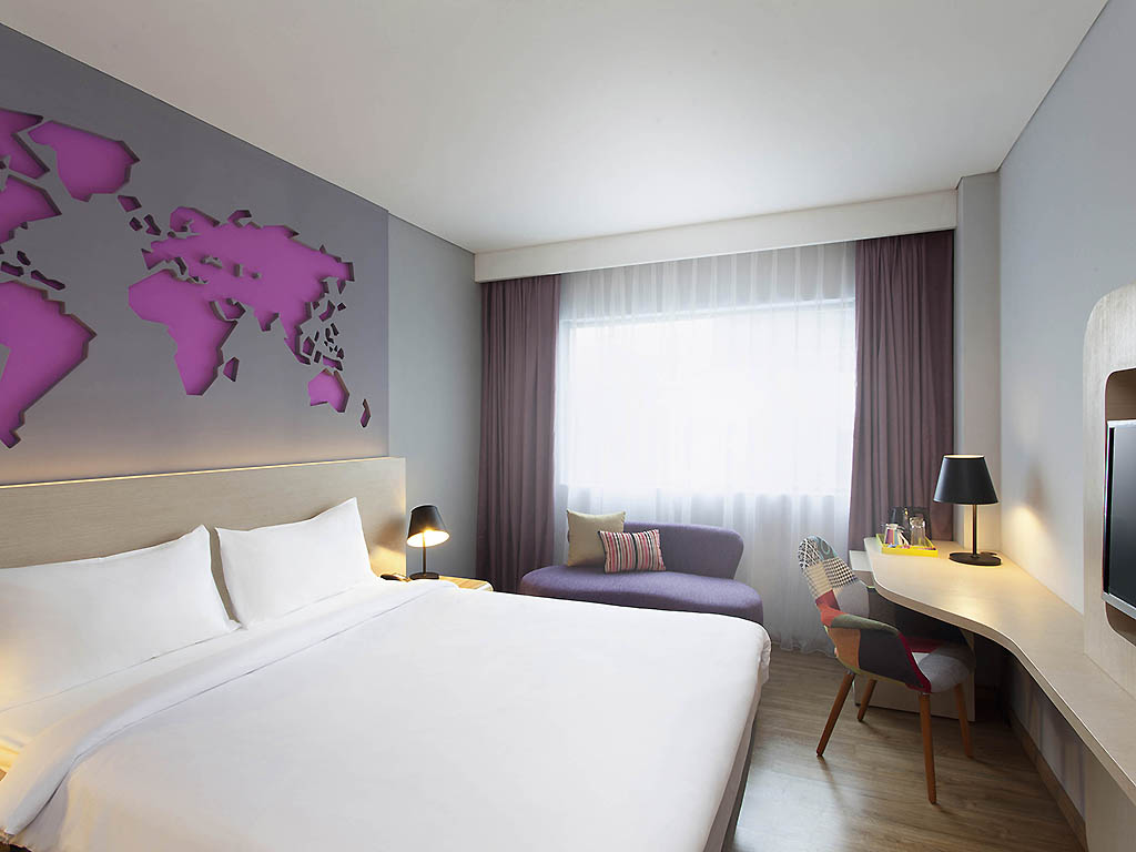 Hotel In Airport Ibis Styles Jakarta Airport Accorhotels