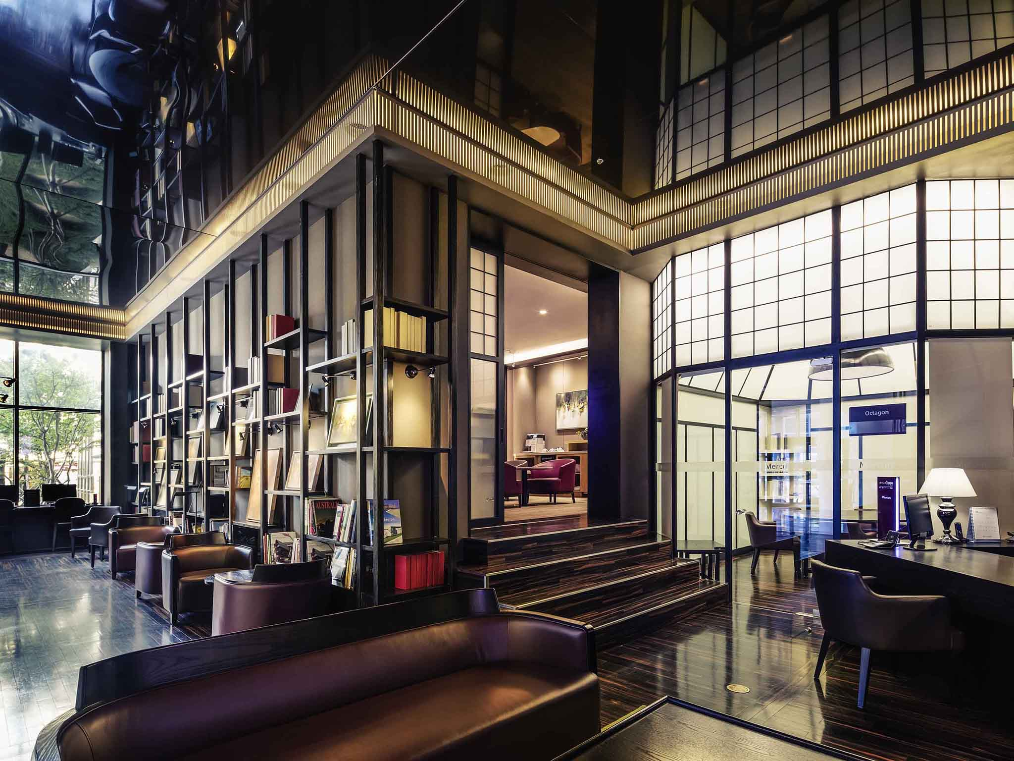 Hotel Mercure Ambador Seoul Gangnam Sodowe