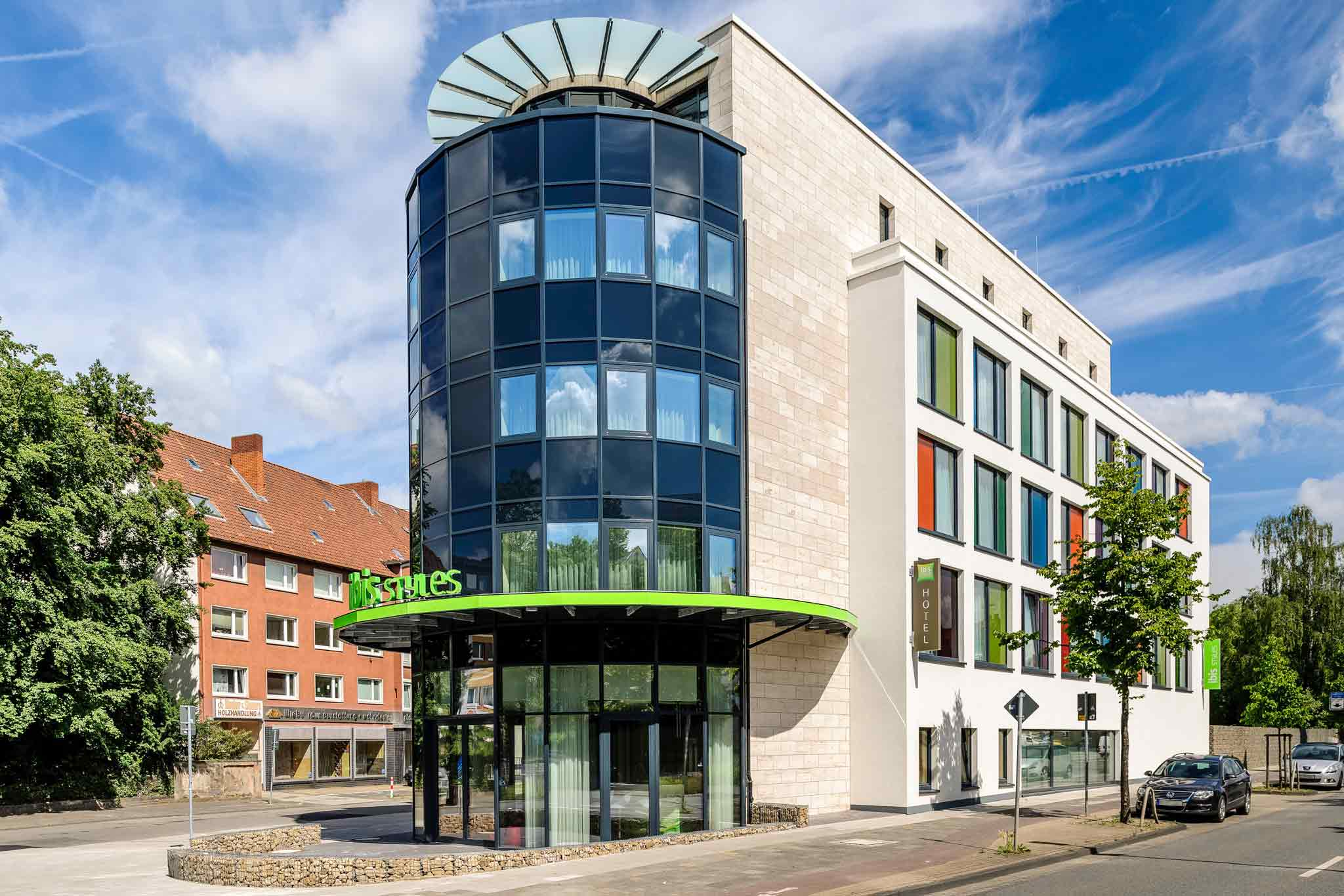 Hotel - ibis Styles Hildesheim