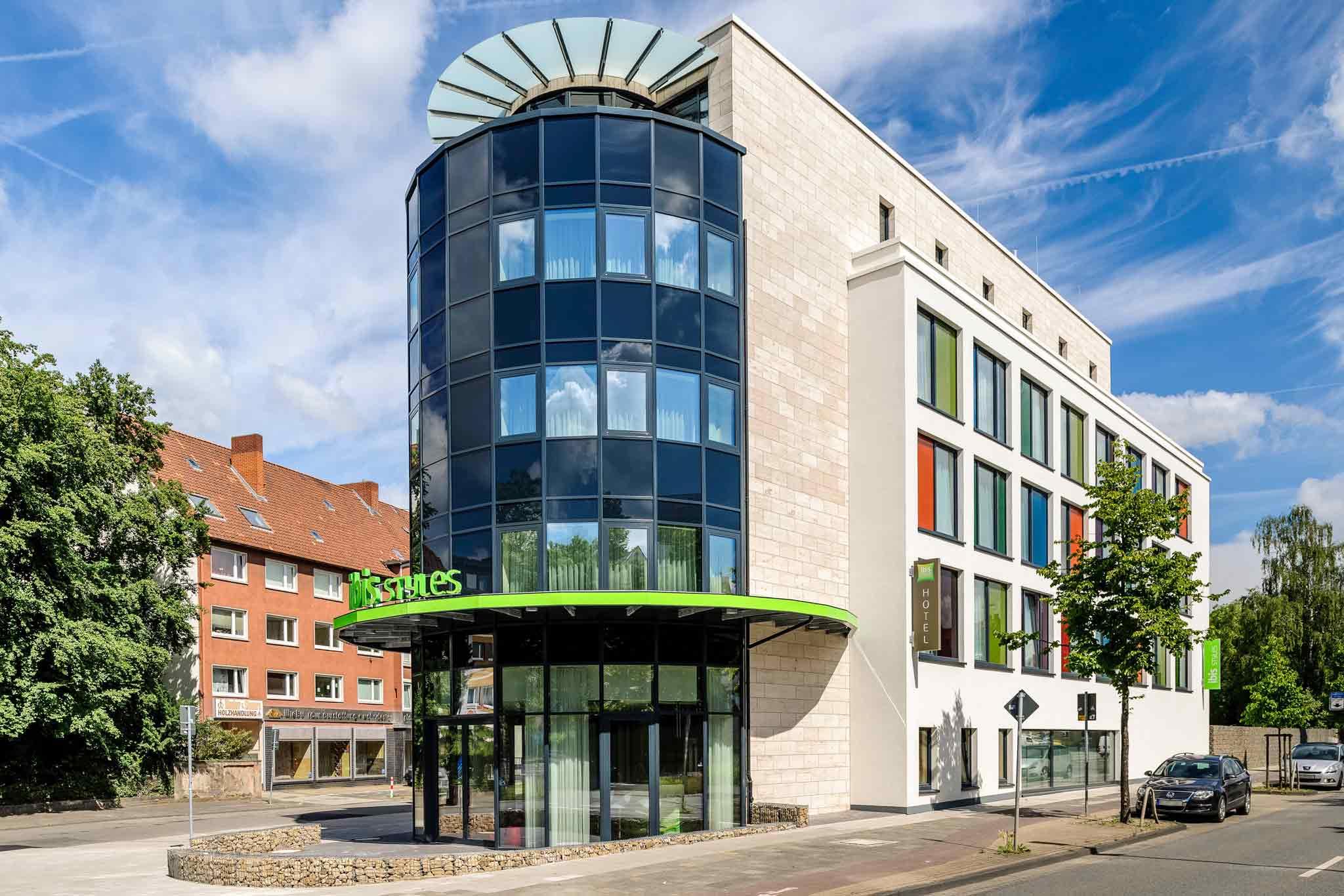 โรงแรม – ibis Styles Hildesheim