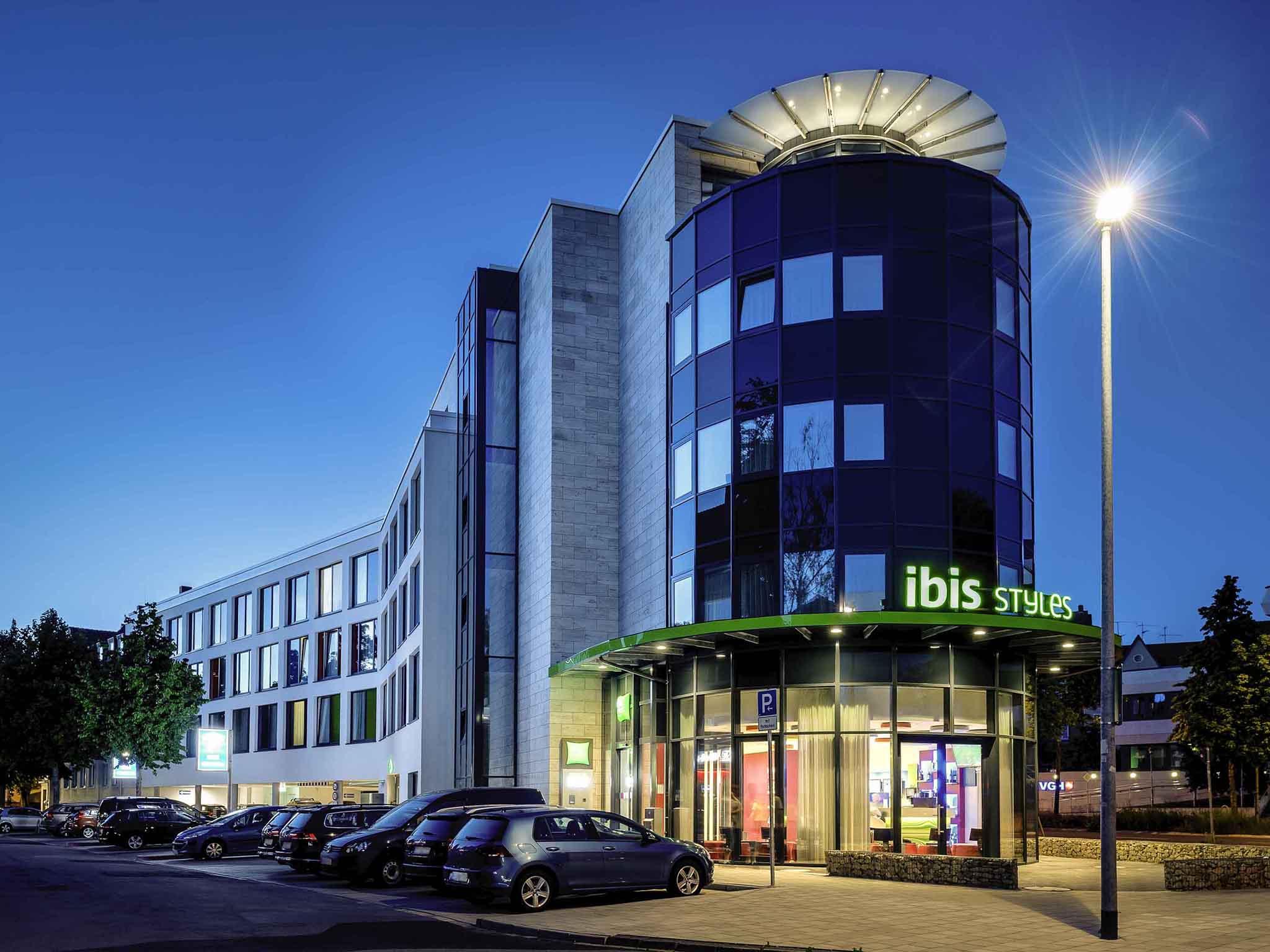 Hotel Ibis Styles Hildesheim