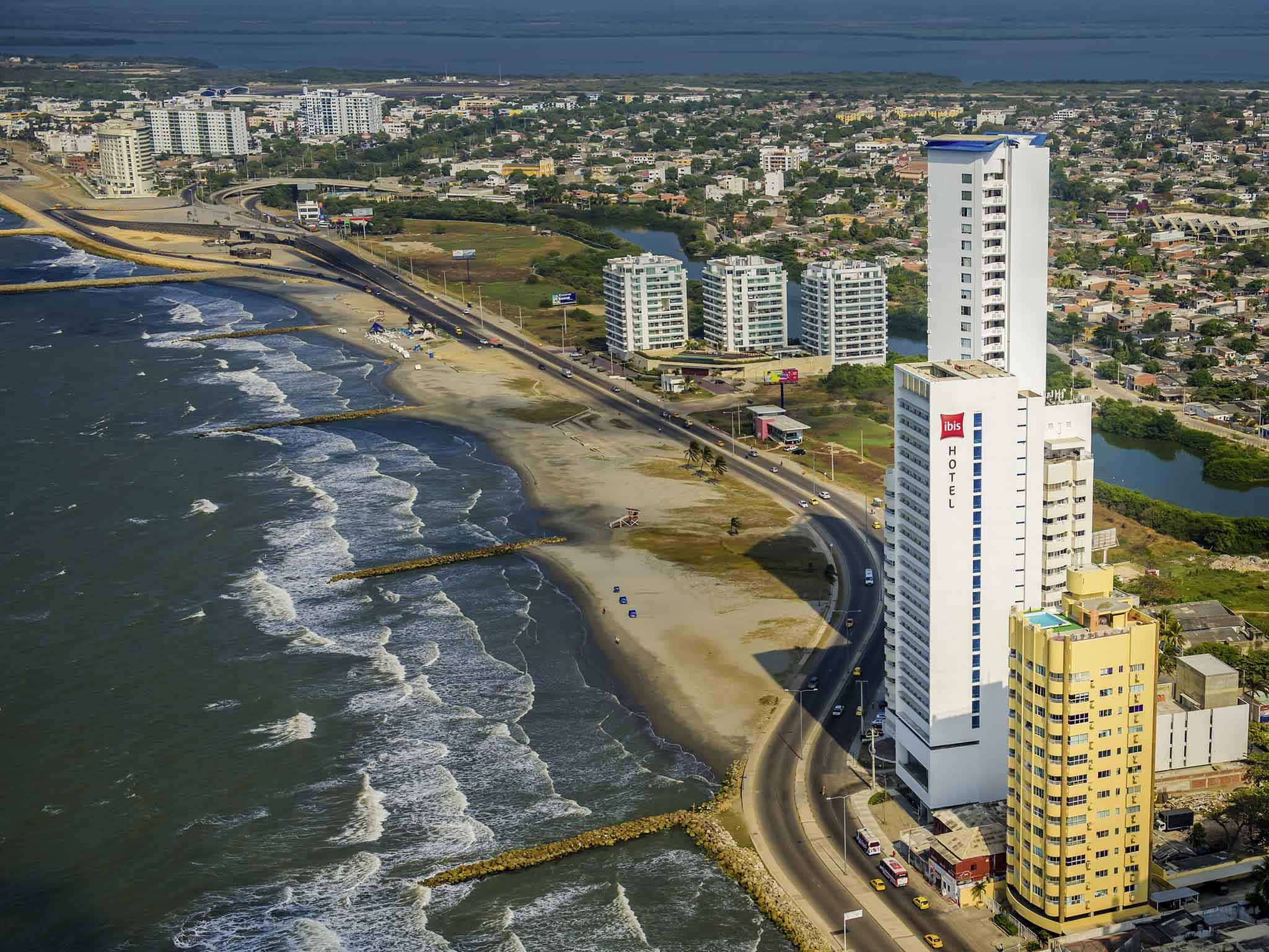 โรงแรม – ibis Cartagena Marbella