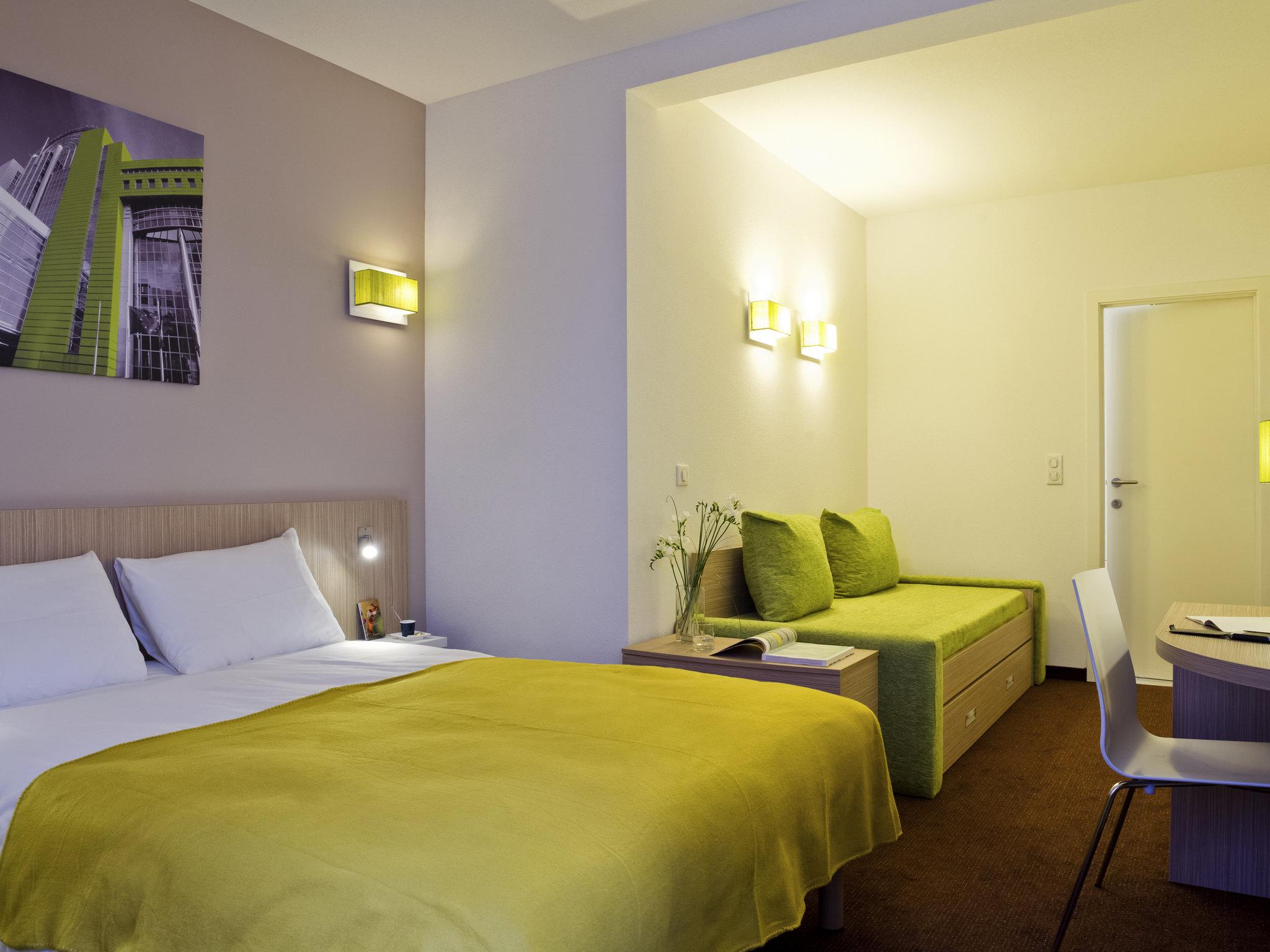 호텔 – 아파트먼트 호텔 아다지오 액세스 브뤼셀 유럽