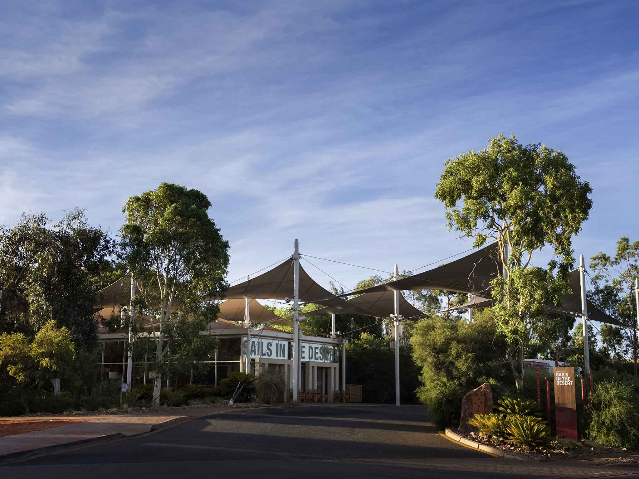 Hotel – Sails in the Desert - A member of Pullman Hotels
