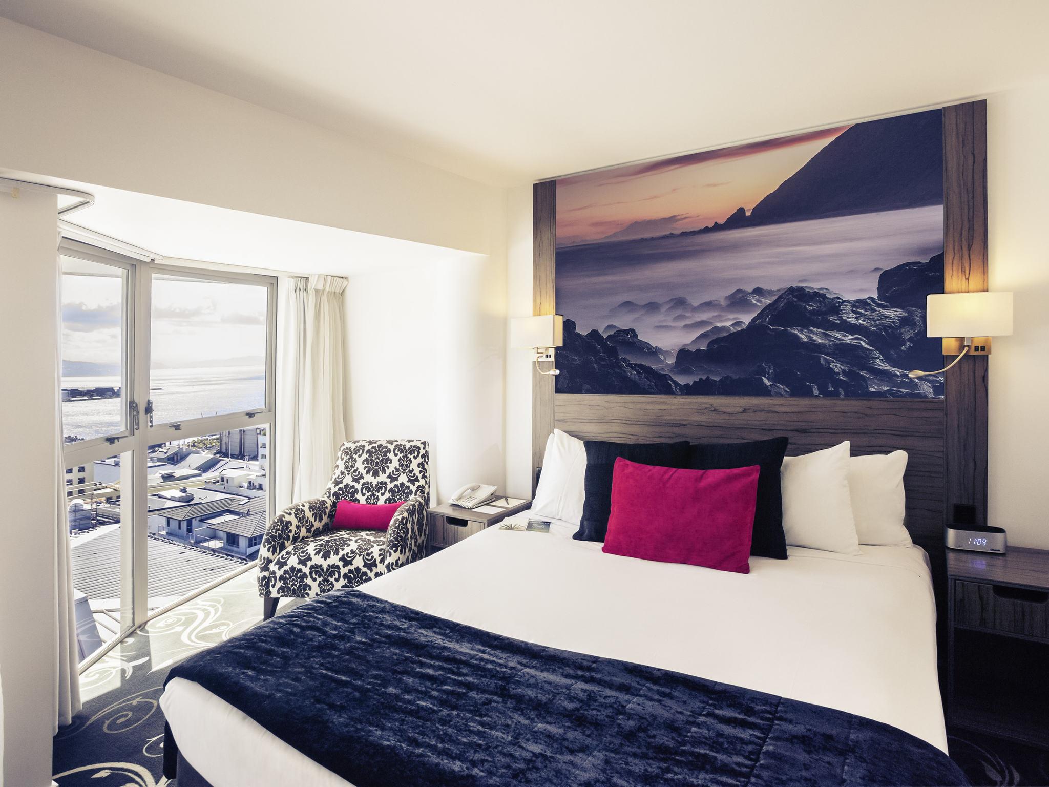 โรงแรม – Mercure Wellington Central City - Hotel & Apartments