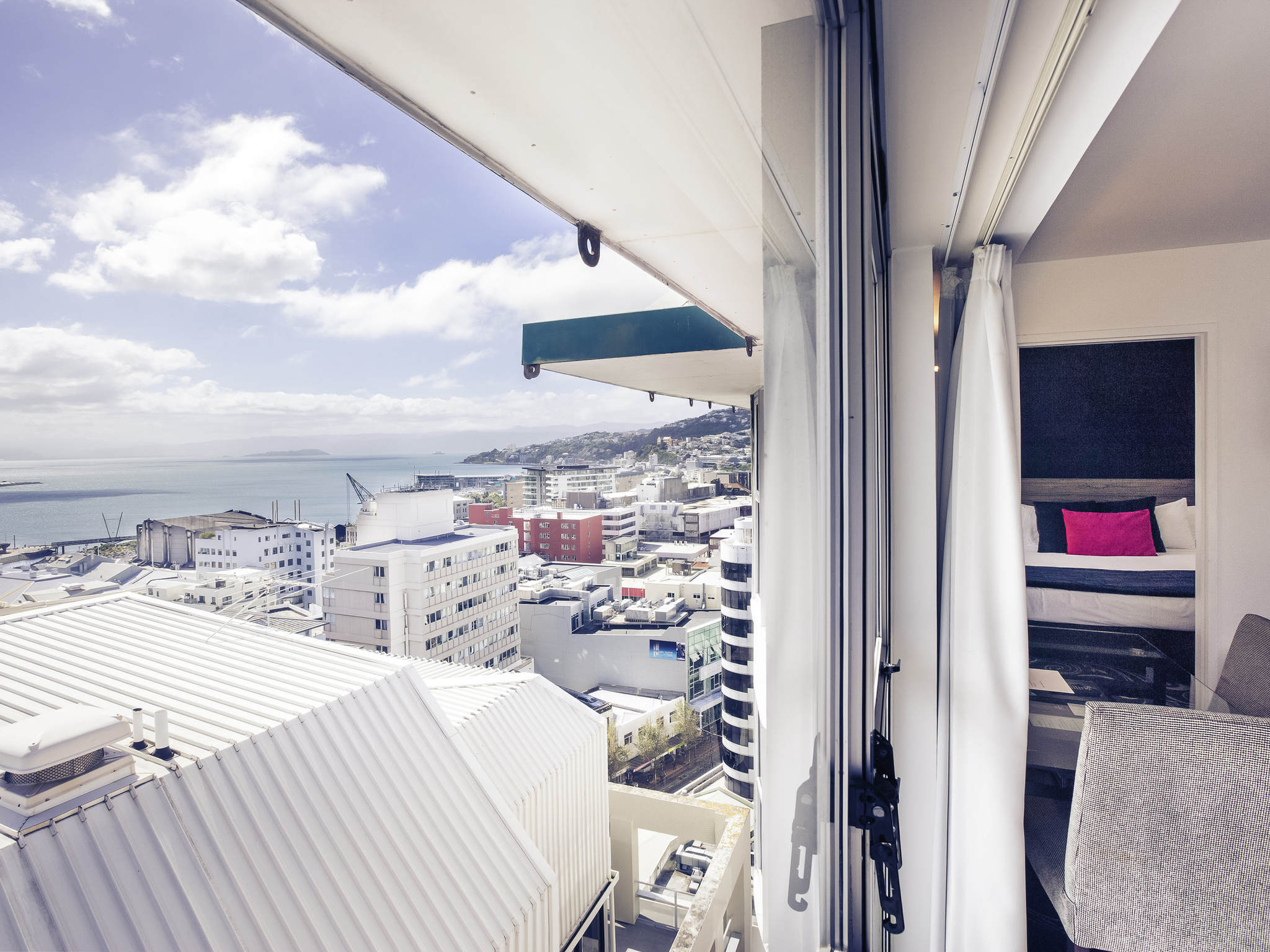 Short term accommodation wellington