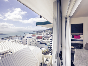 客室 - Grand Mercure Wellington Central City Apartments