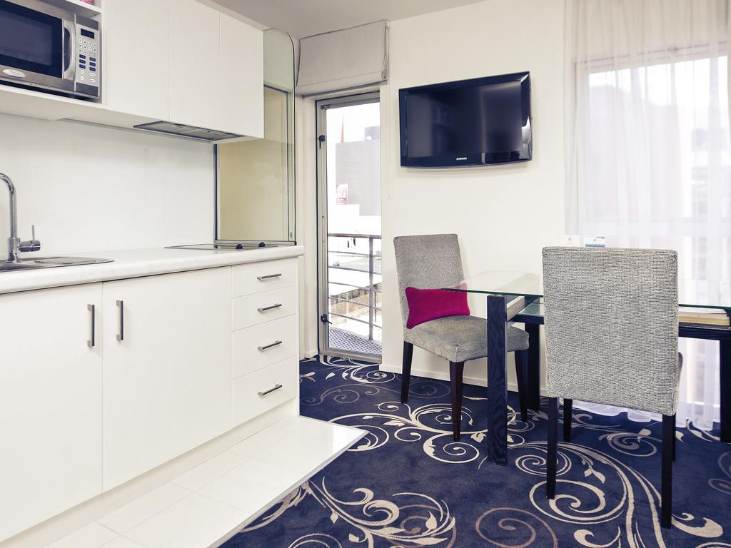 Mercure Wellington Central City Hotel Apartment Hotel