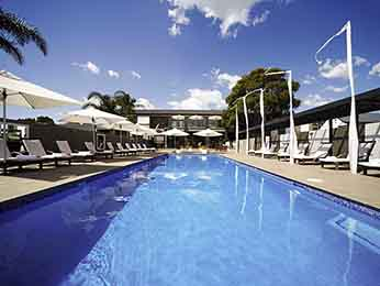 ホテル - Mercure Gerringong Resort