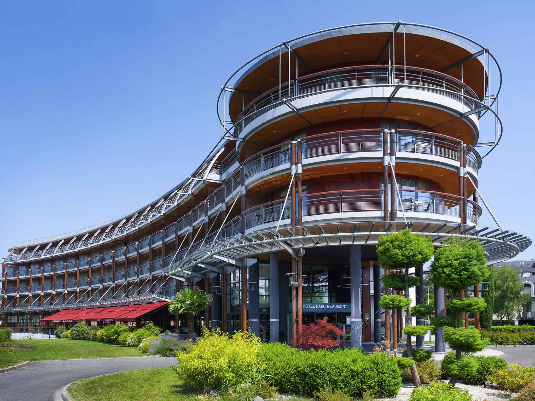 โรงแรม – Hôtel Parc Beaumont Pau - MGallery by Sofitel