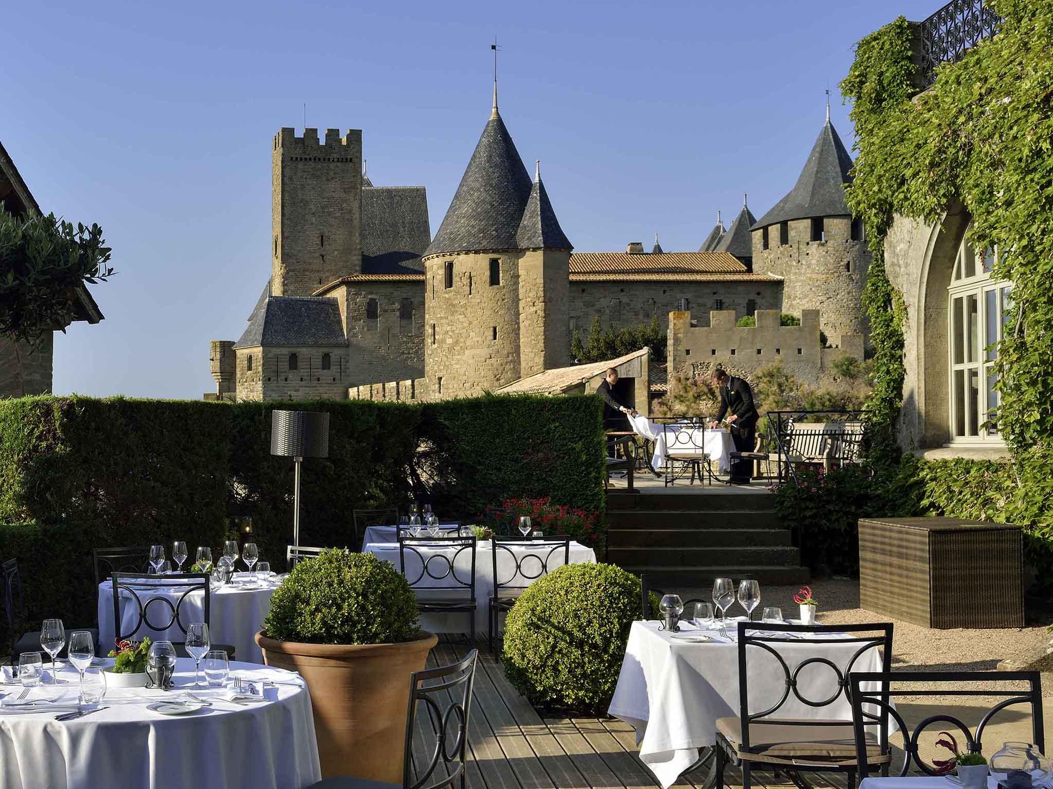 """Résultat de recherche d'images pour """"L'hotel del a cité de Carcassonne"""""""