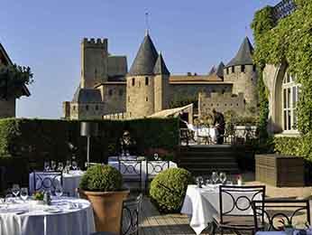 Hôtel de la Cité Carcassonne - MGallery by Sofitel