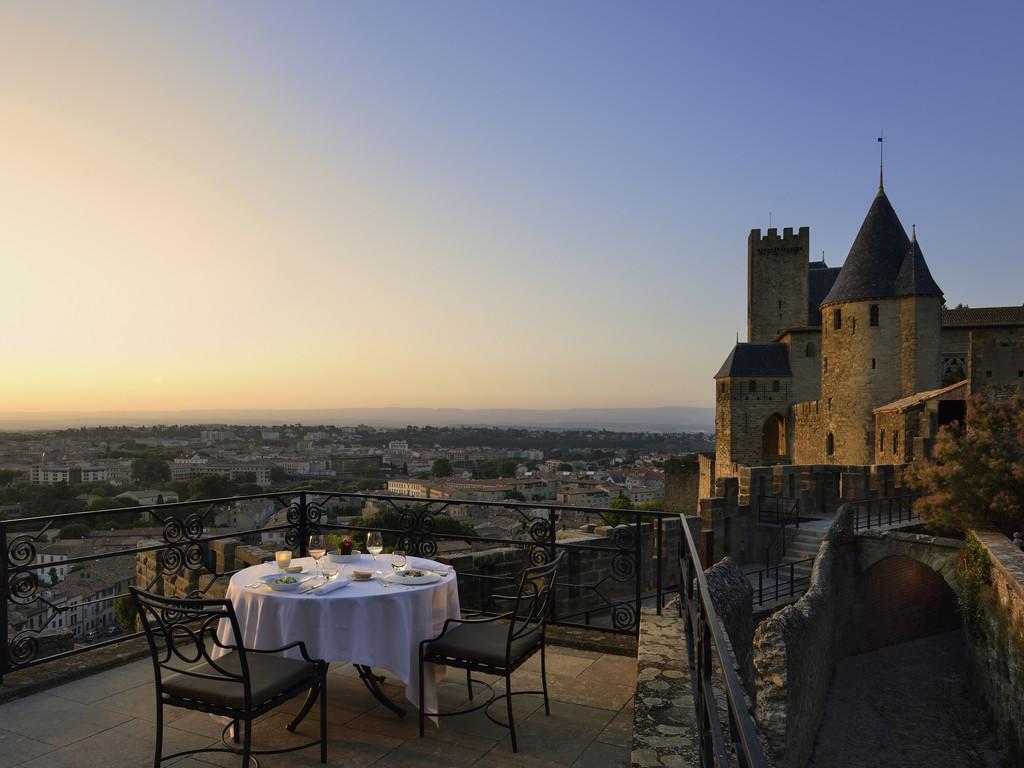 hoteles en castillos Hotel de la Cite, Francia
