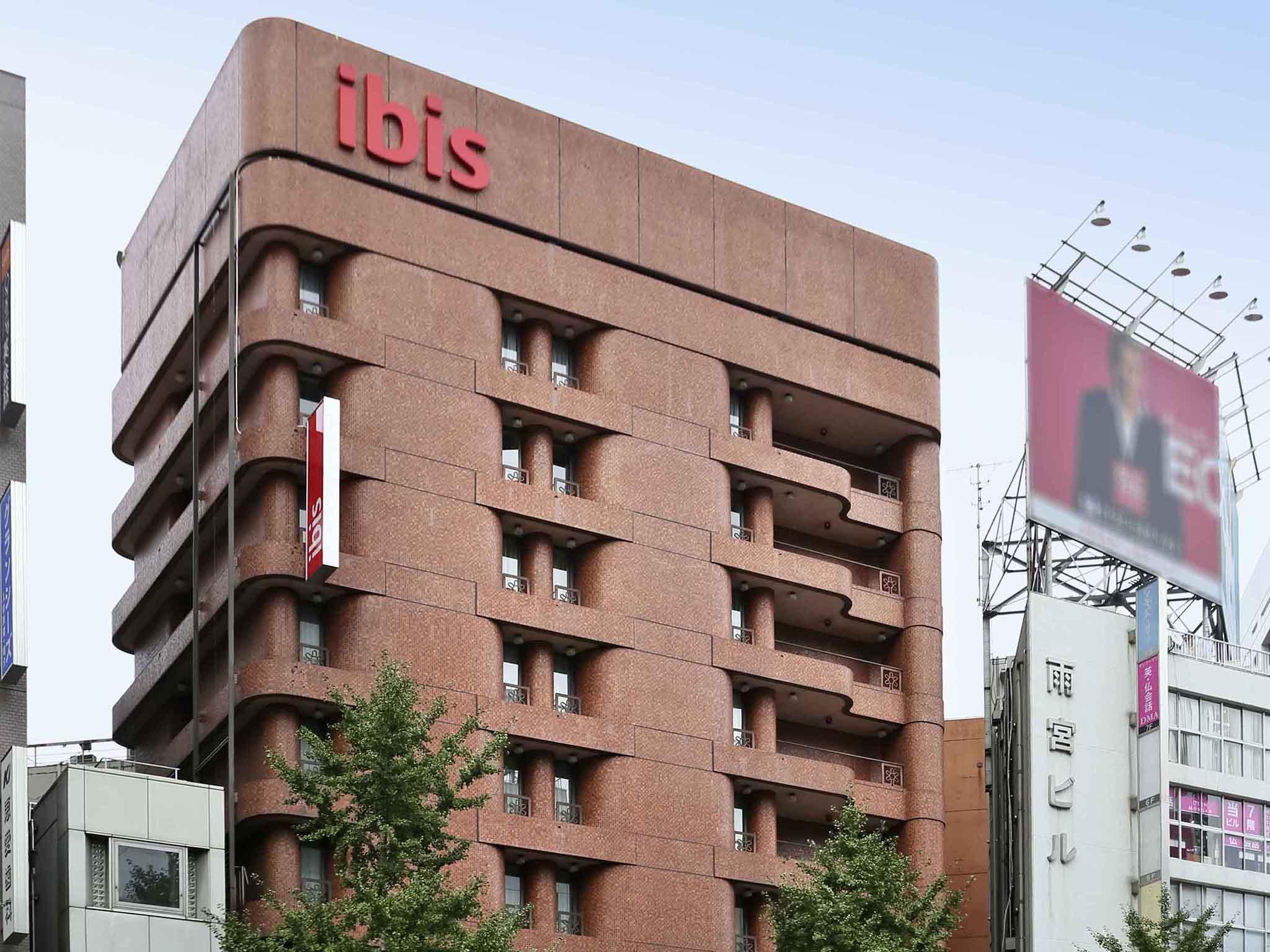 Отель — ibis Токи Синдзюку