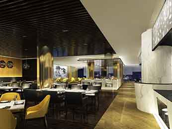 Restaurant - Grand Mercure Dongguan Humen