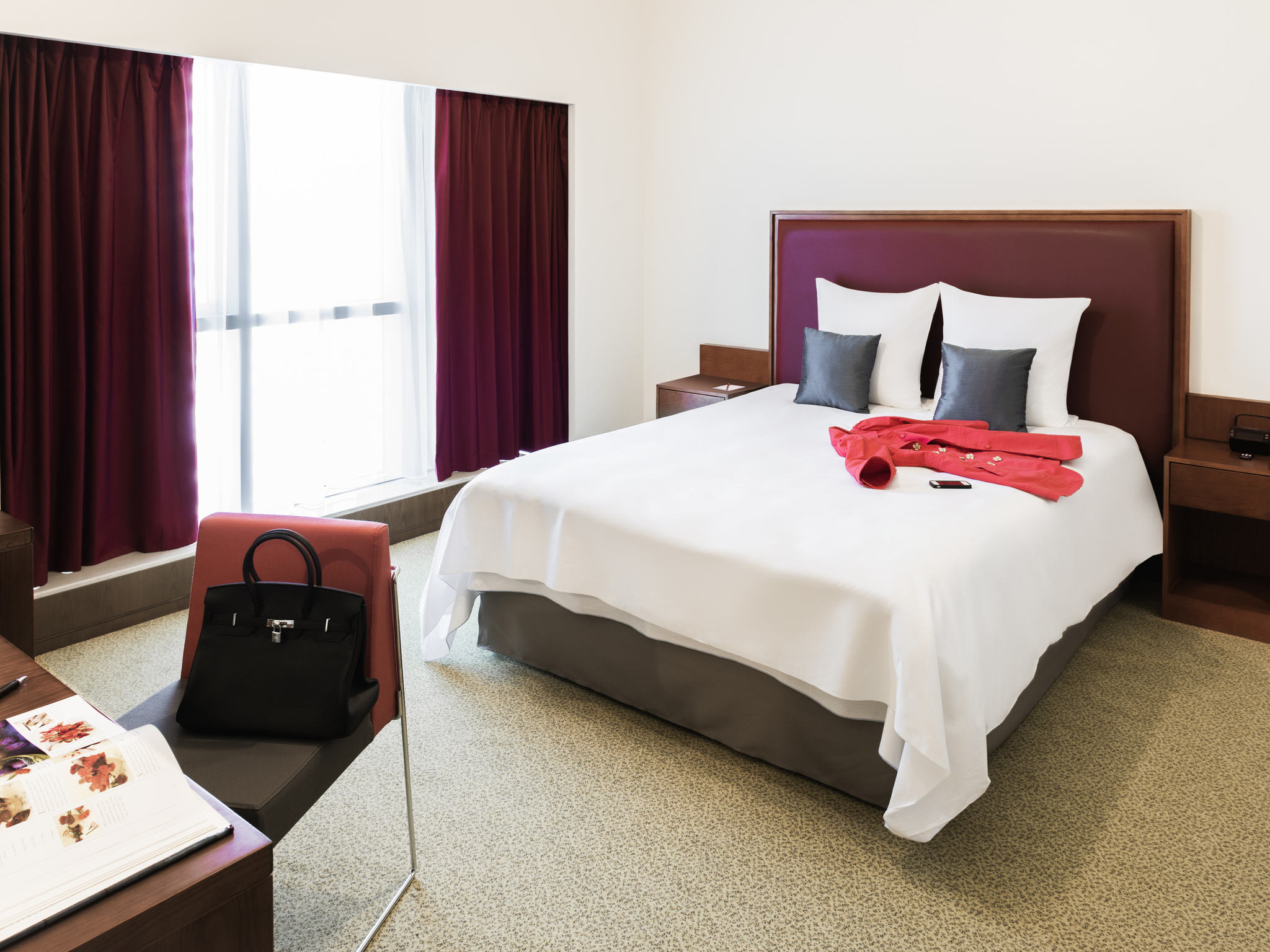 Hotell – Aparthotel Adagio Fujairah