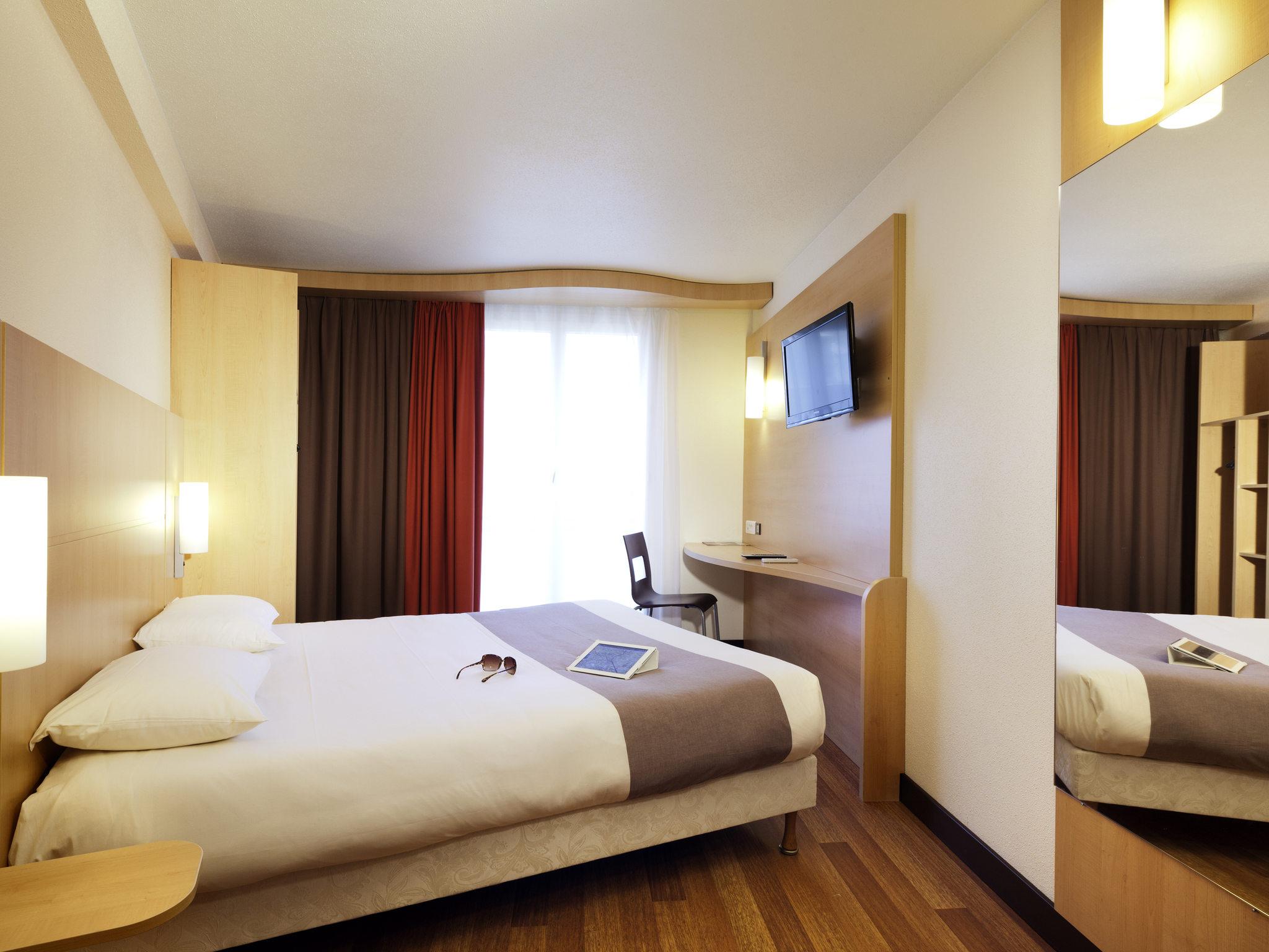 Отель — ibis Париж Лионский Вокзал Рейи