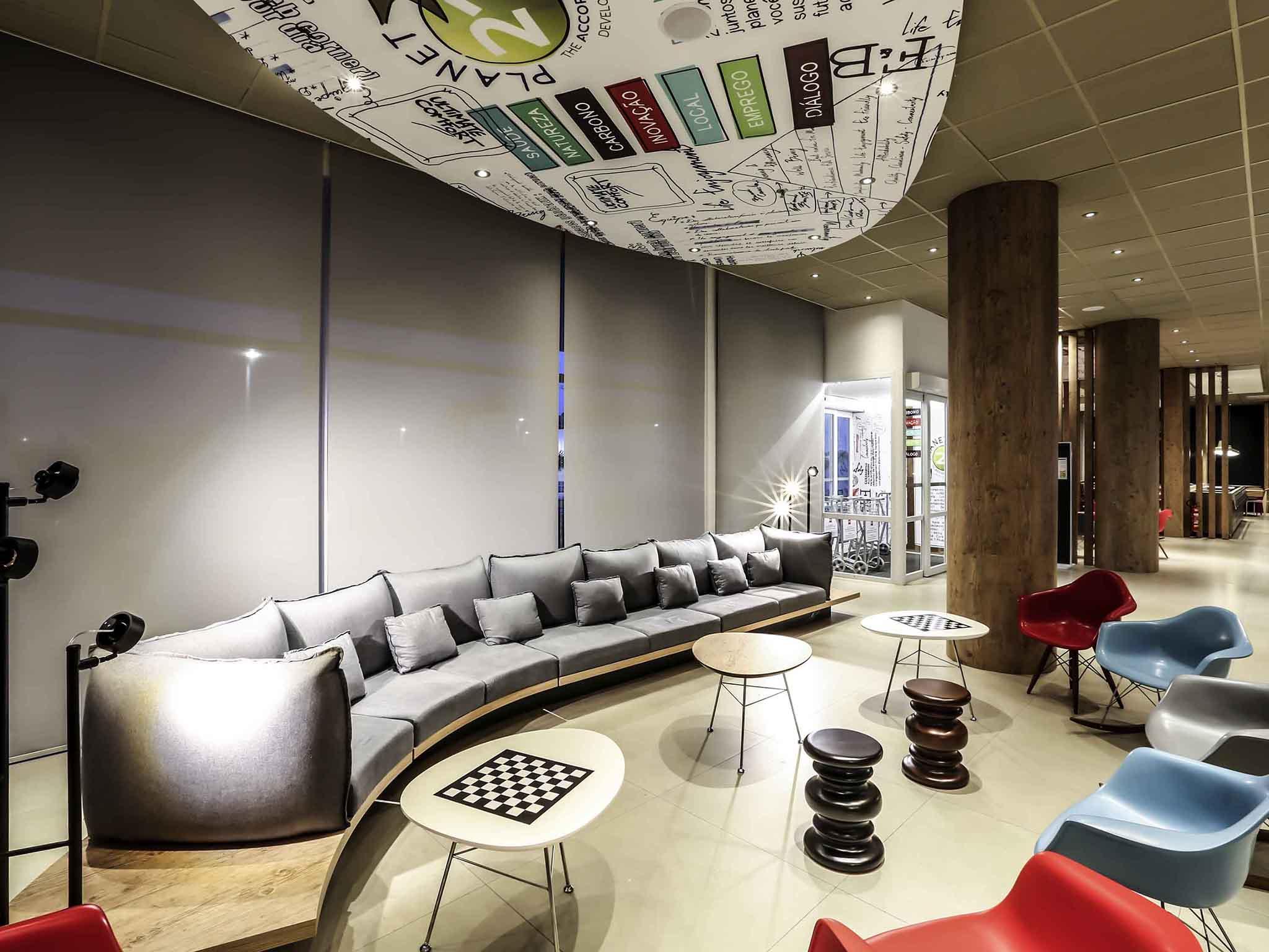 โรงแรม – ibis Sinop