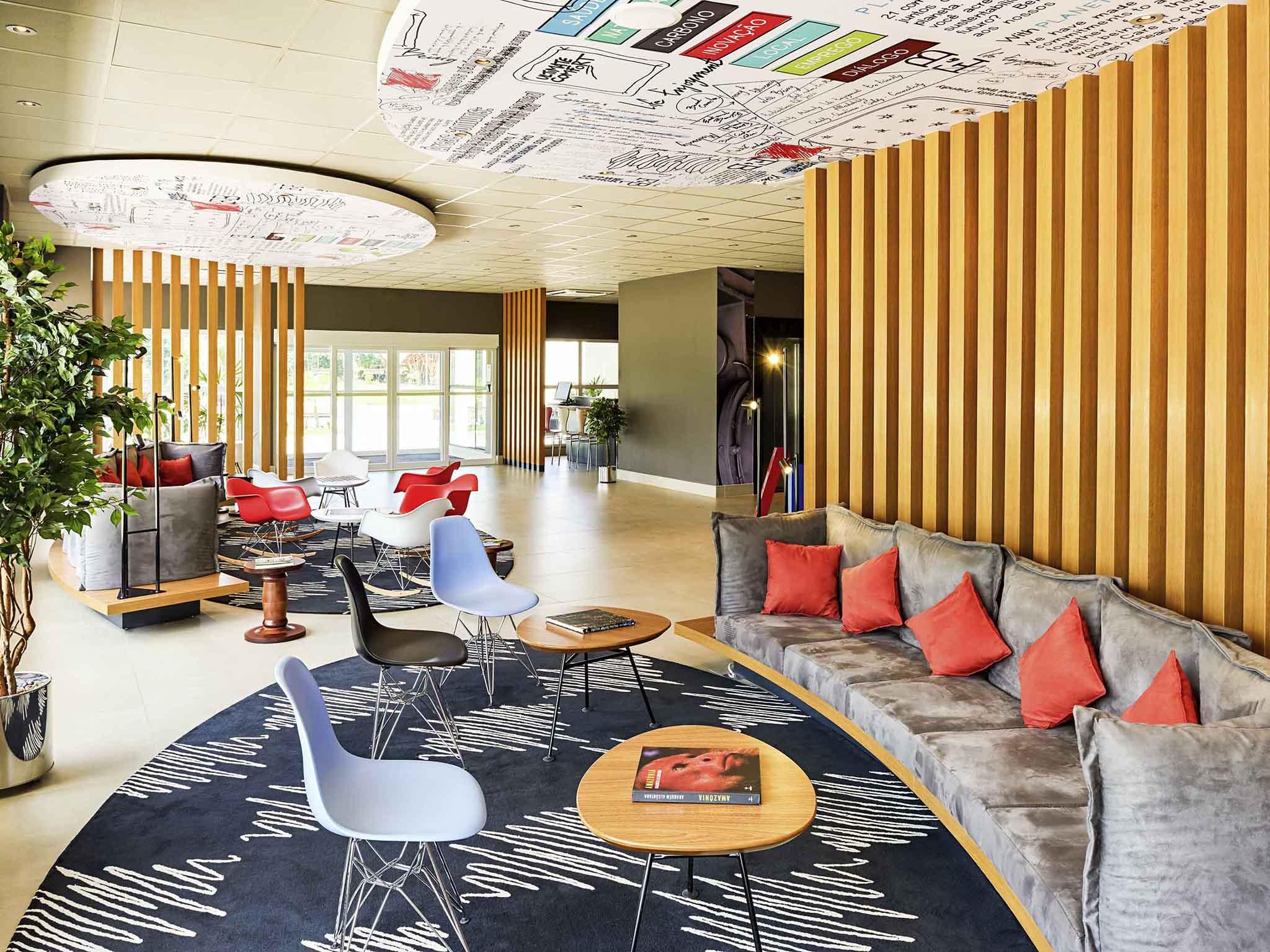โรงแรม – ibis Rio Branco