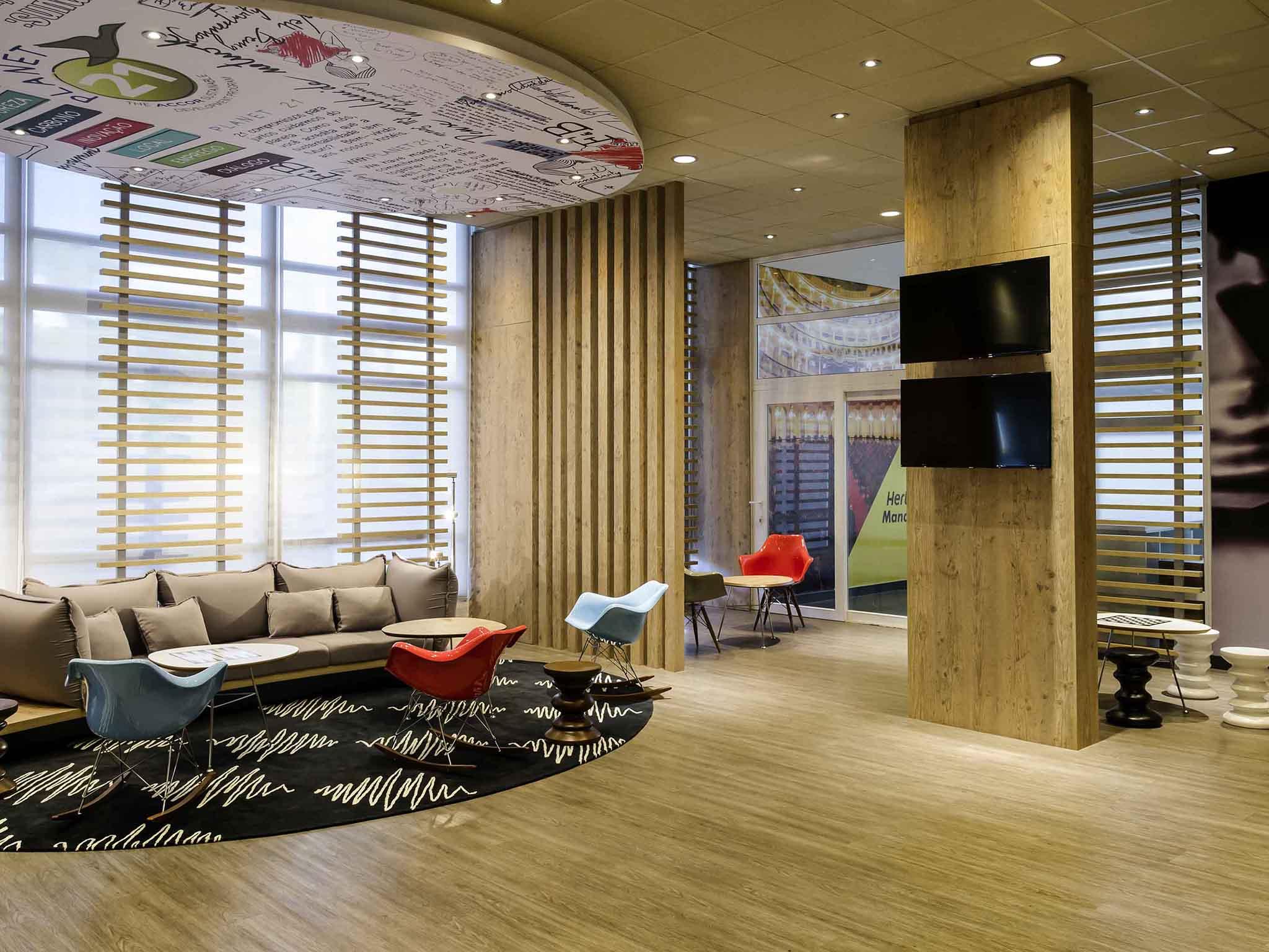 โรงแรม – ibis Manaus Aeroporto
