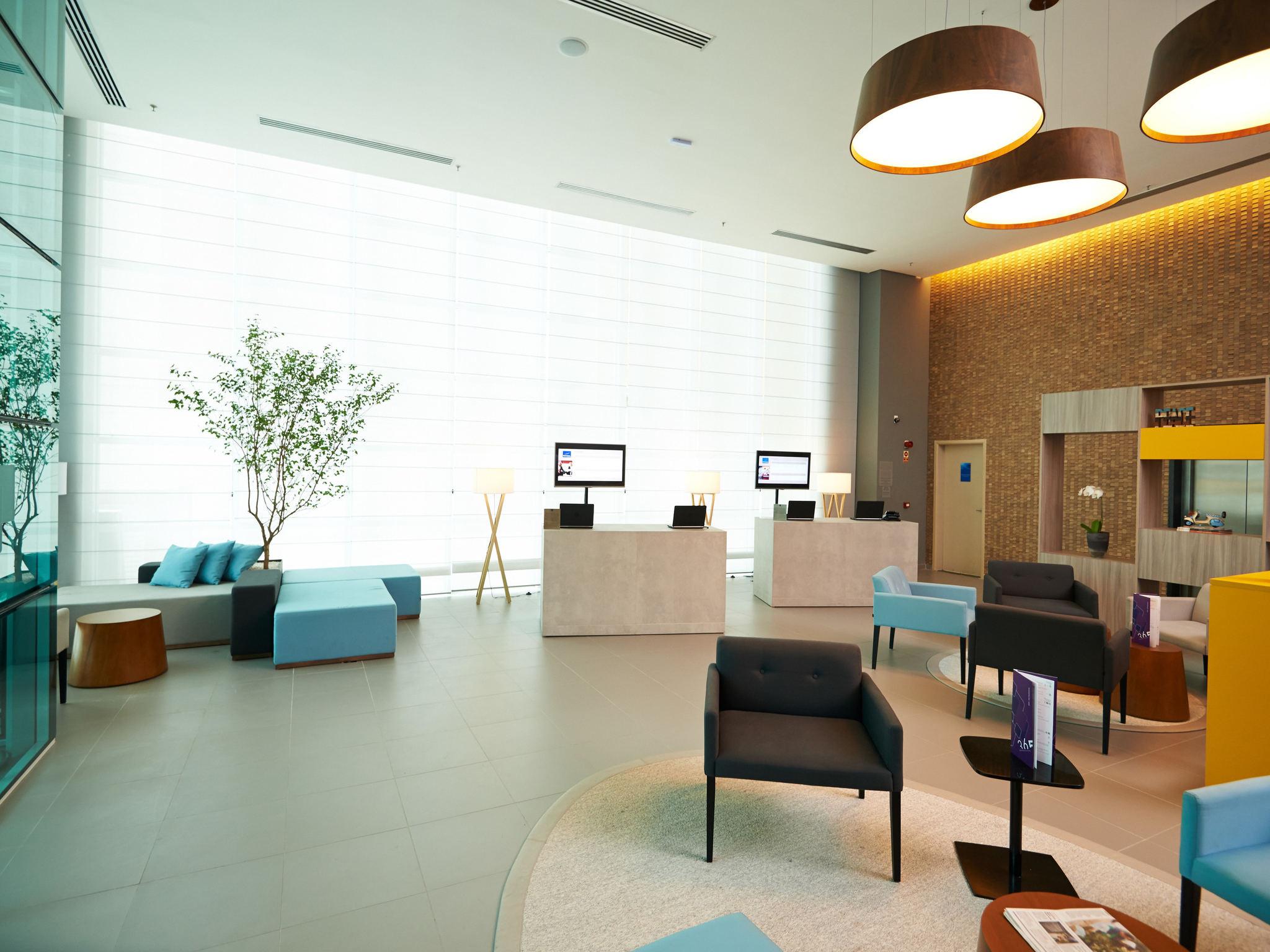 โรงแรม – Novotel Santos
