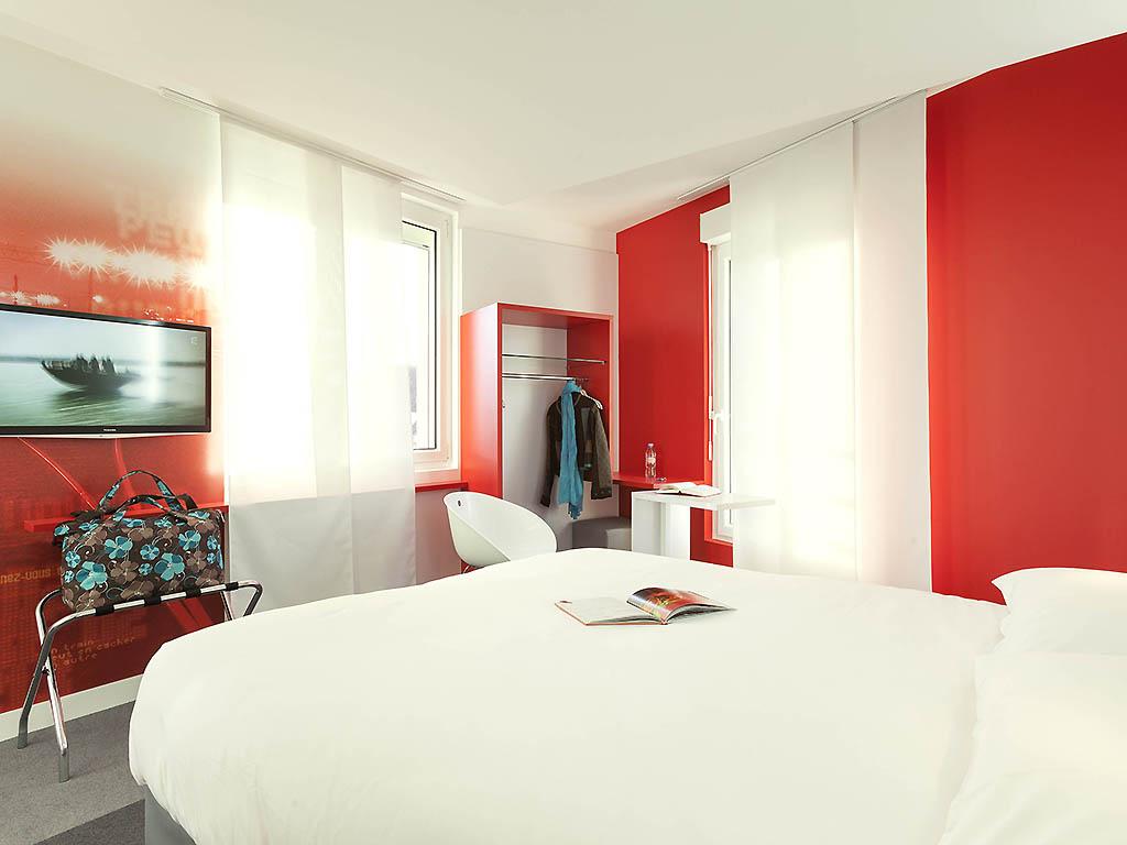 Hotel en vannes ibis styles vannes gare centre for Habitaciones comunicadas