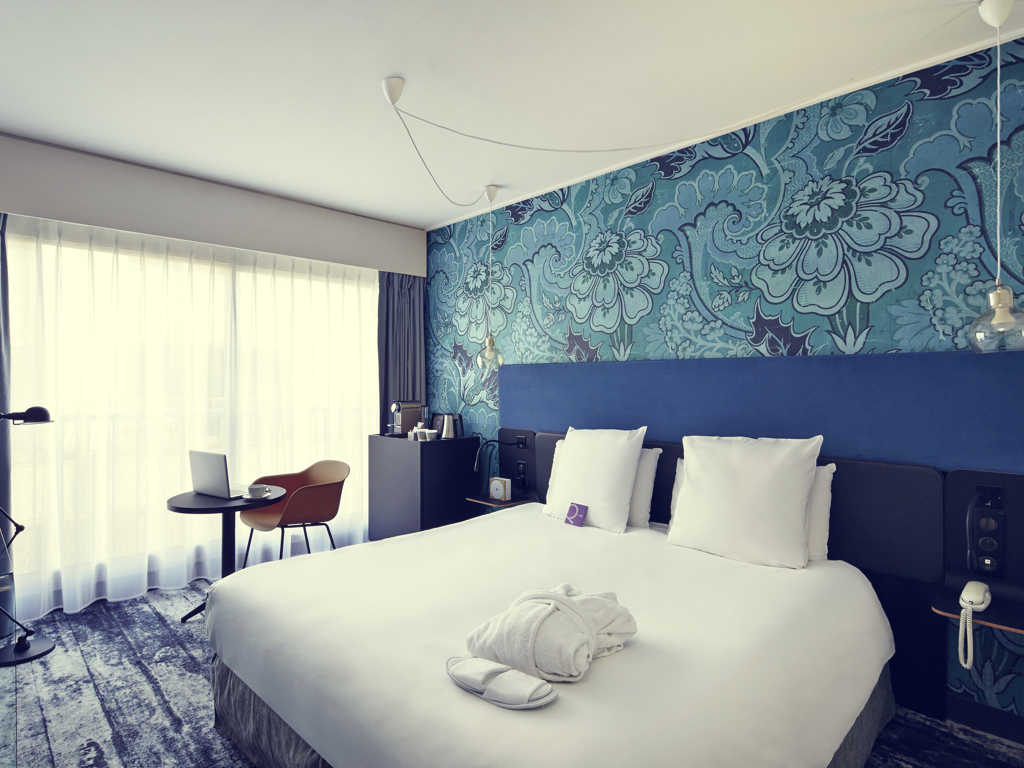Отель — Mercure Париж Бастилия Сент-Антуан