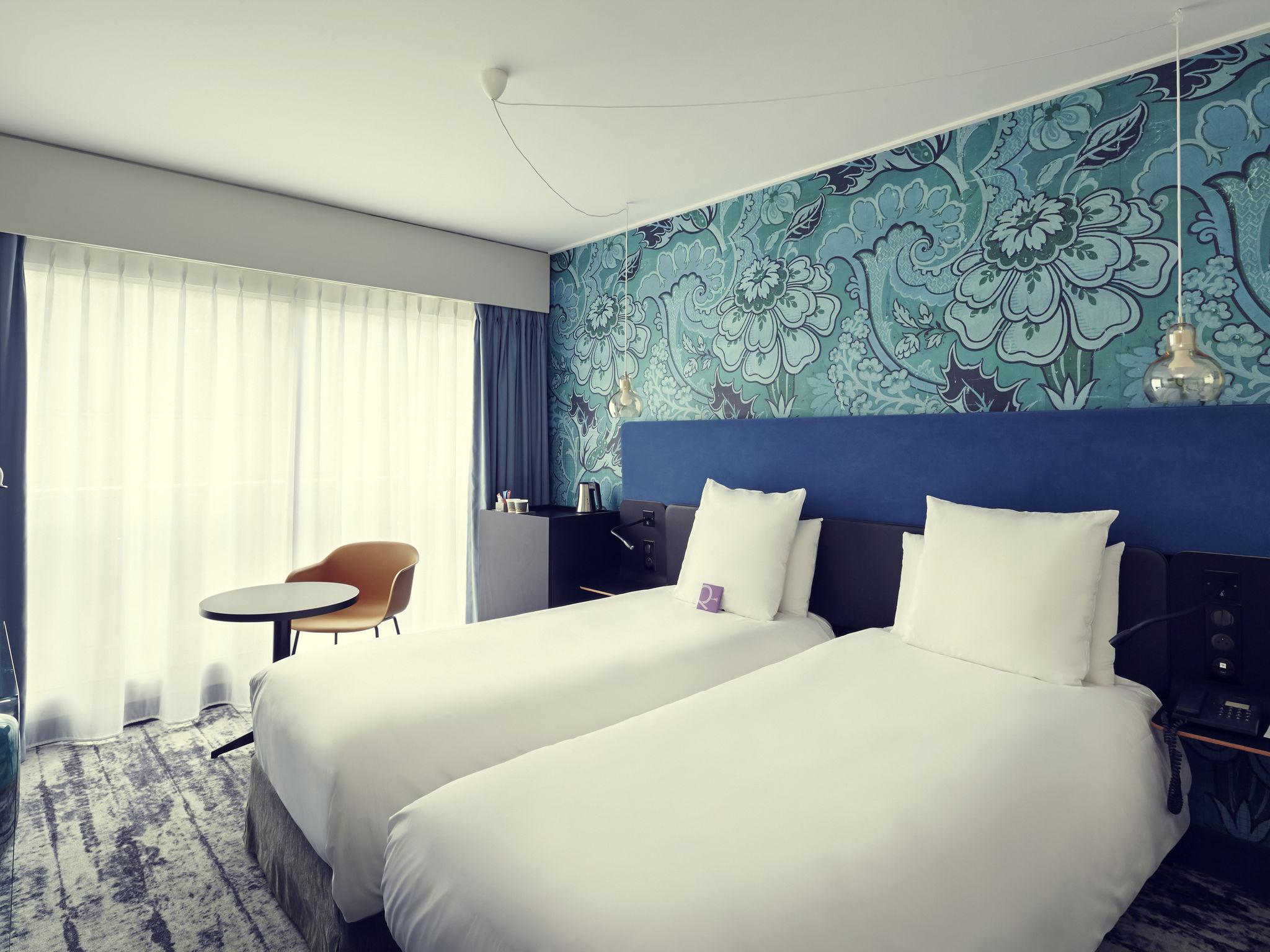 Hotel in paris mercure paris bastille saint antoine hotel for Bastille hotel