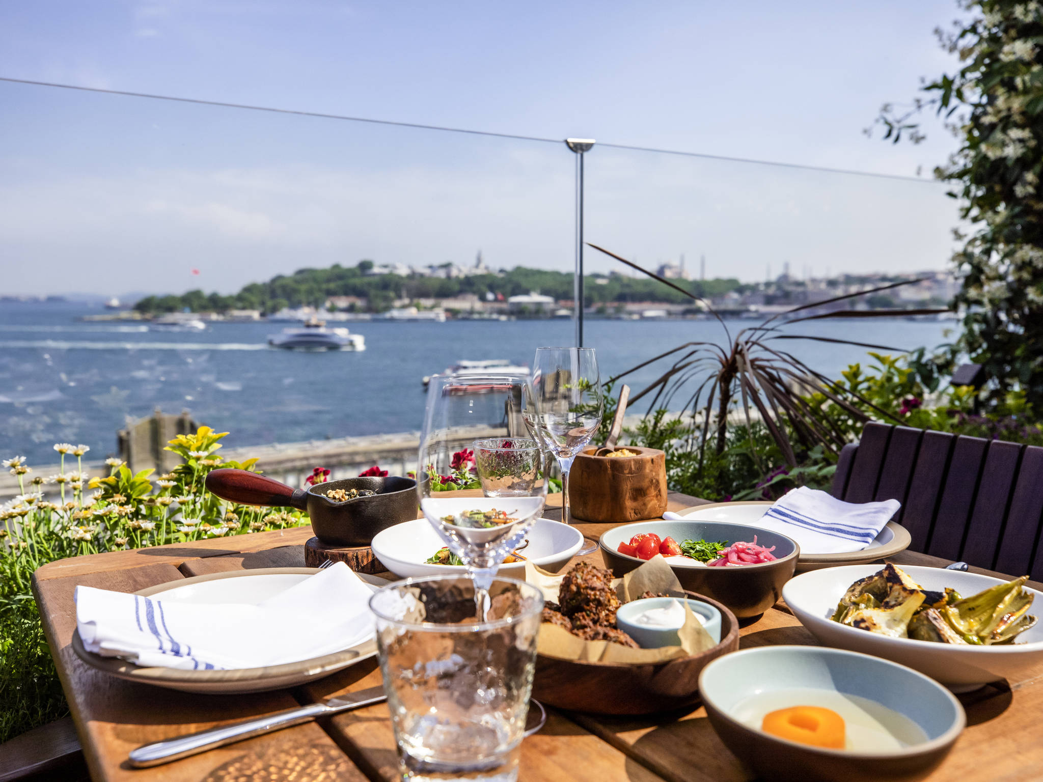 酒店 – 伊斯坦布尔博斯普鲁斯诺富特酒店