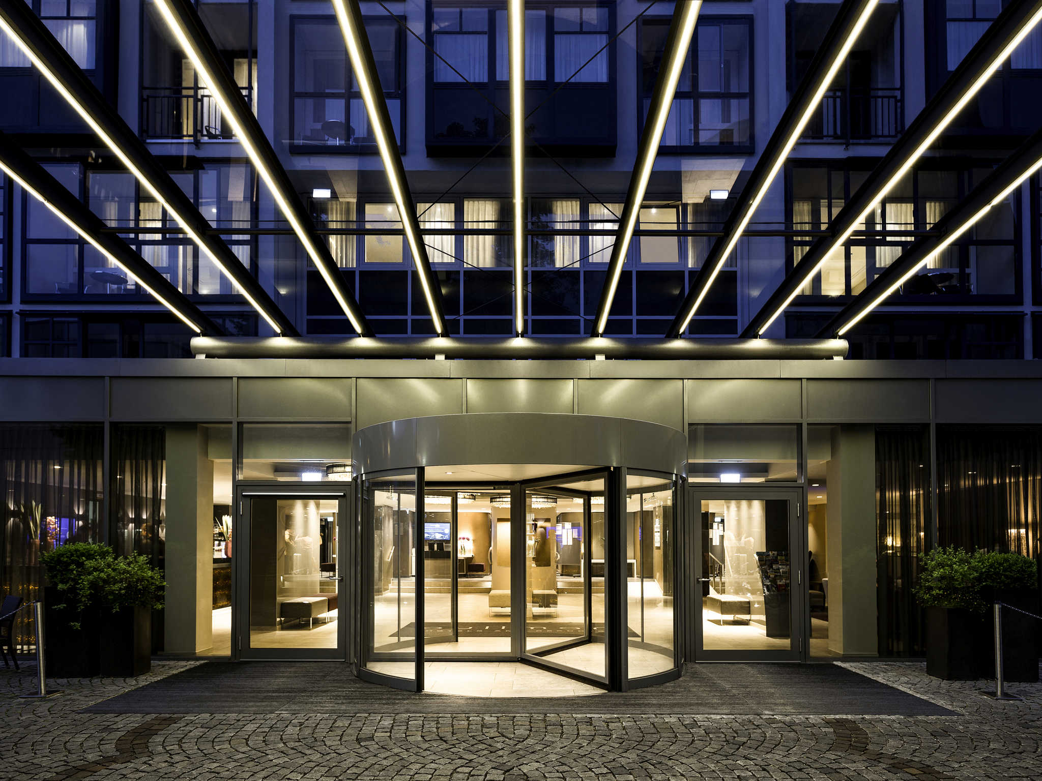 酒店 – 慕尼黑铂尔曼酒店