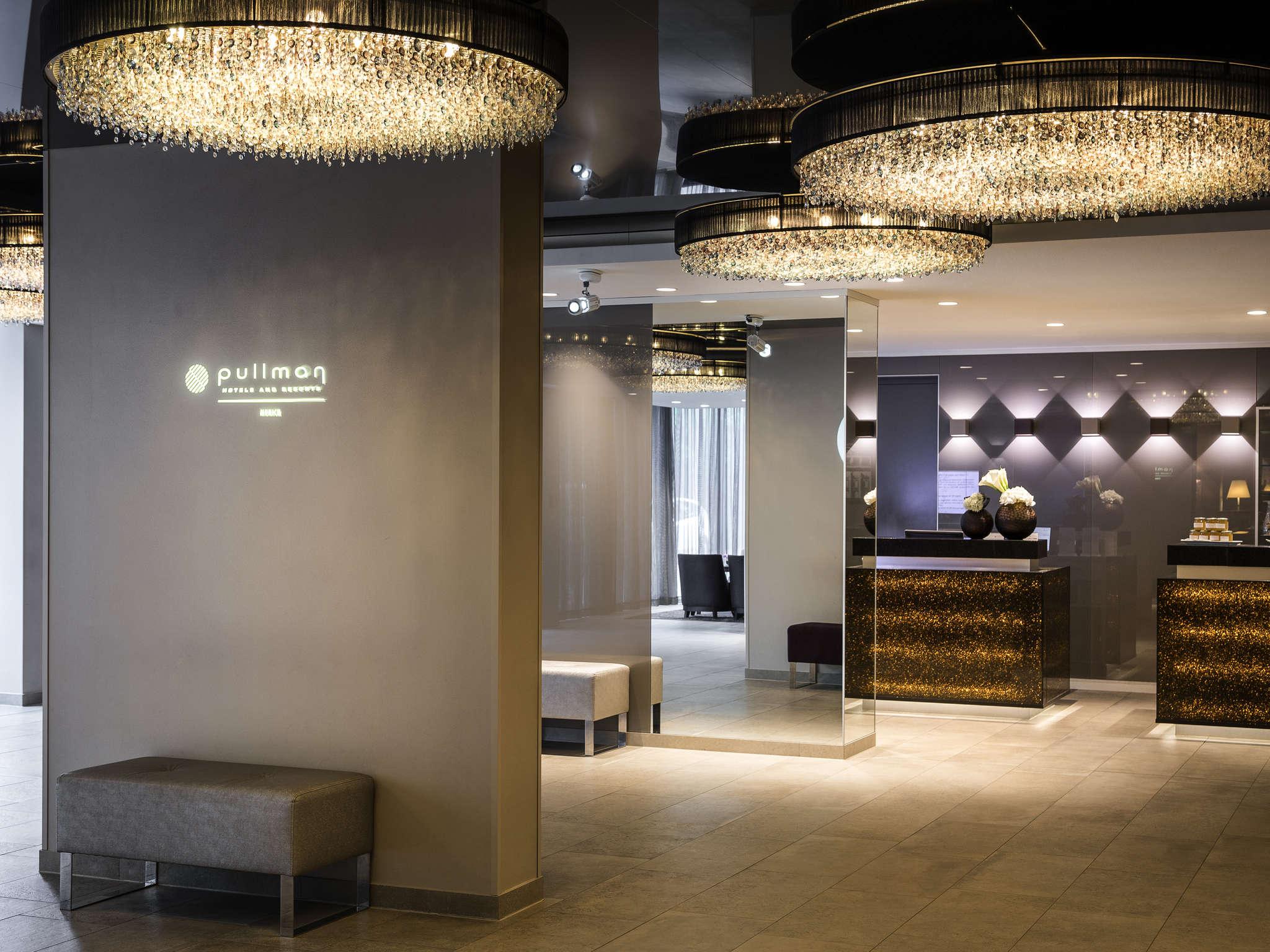 Отель — Pullman Мюнхен