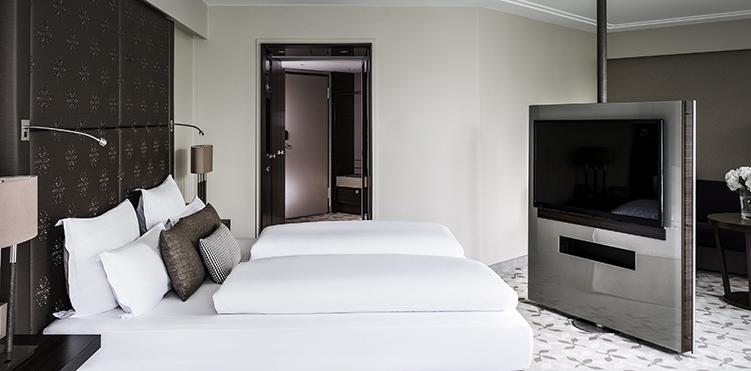 Hotel M?nchen Dusche Im Zimmer : Die Zimmer im Hotel Pullman Munich