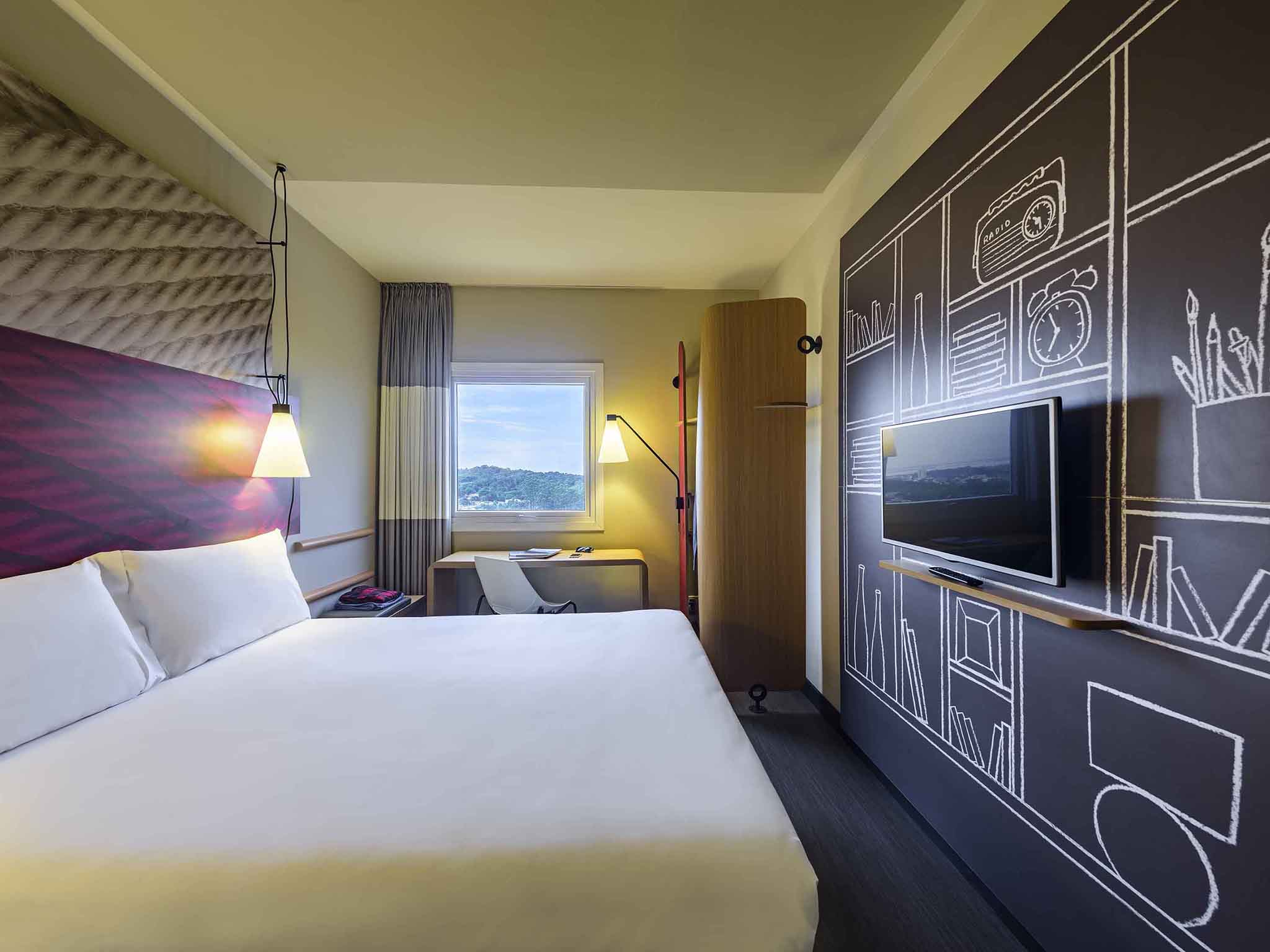 Отель — ibis Guaiba
