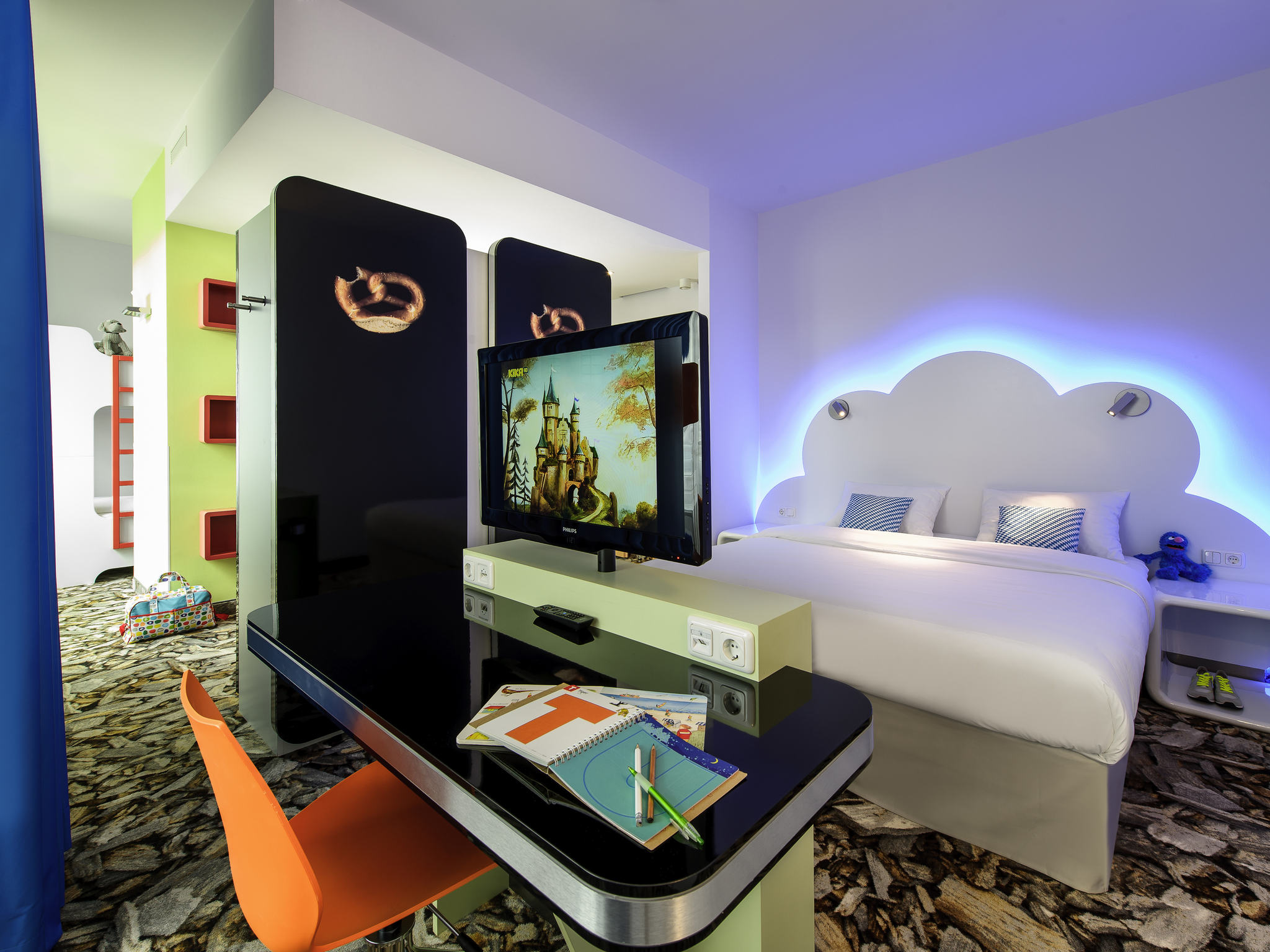 Hotell – ibis Styles Muenchen Ost Messe