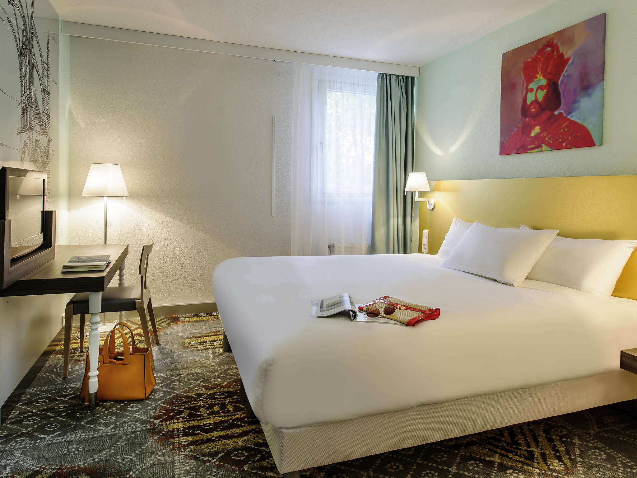 호텔 – ibis Styles Speyer
