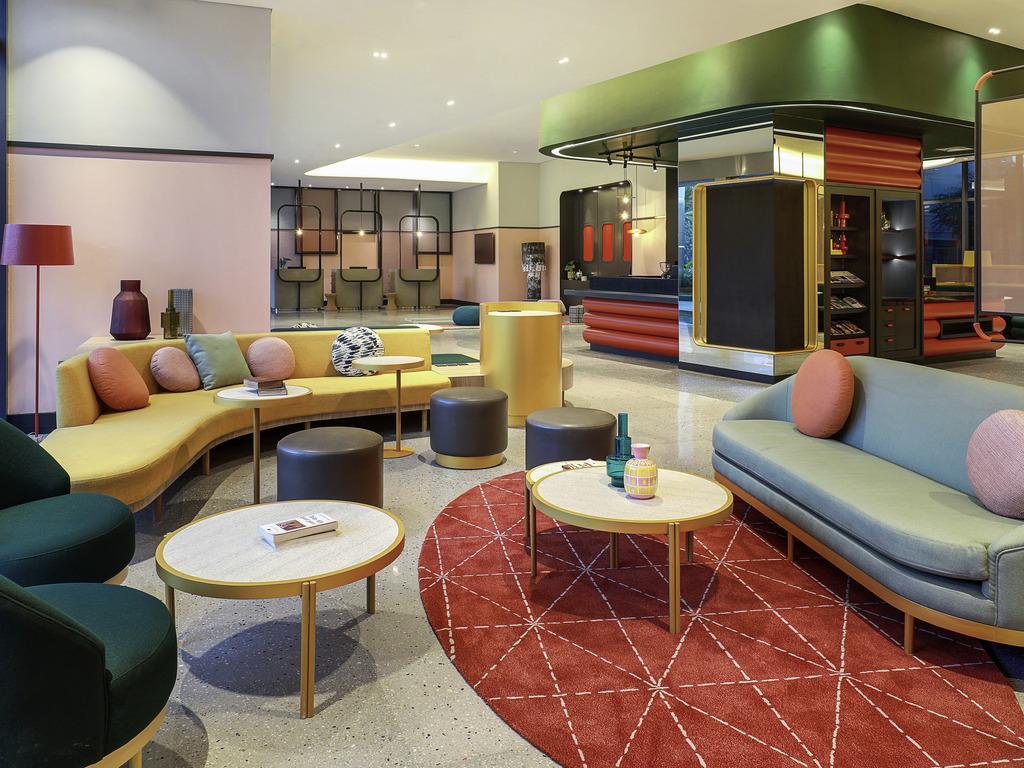 Hotel In Jakarta Pusat Ibis Styles Jakarta Tanah Abang All